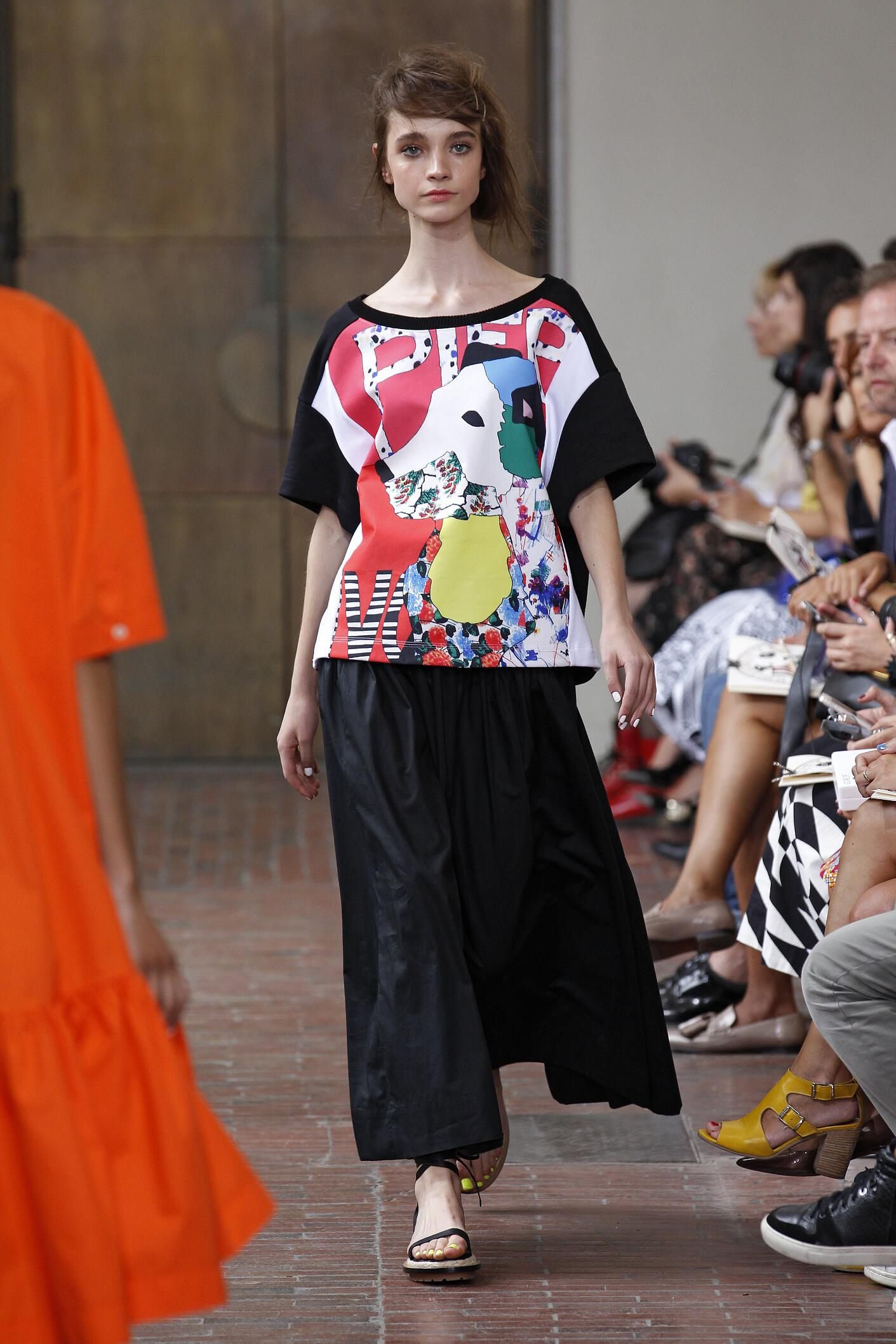 Spring Summer 2015 Woman Milan I'm Isola Marras Collection