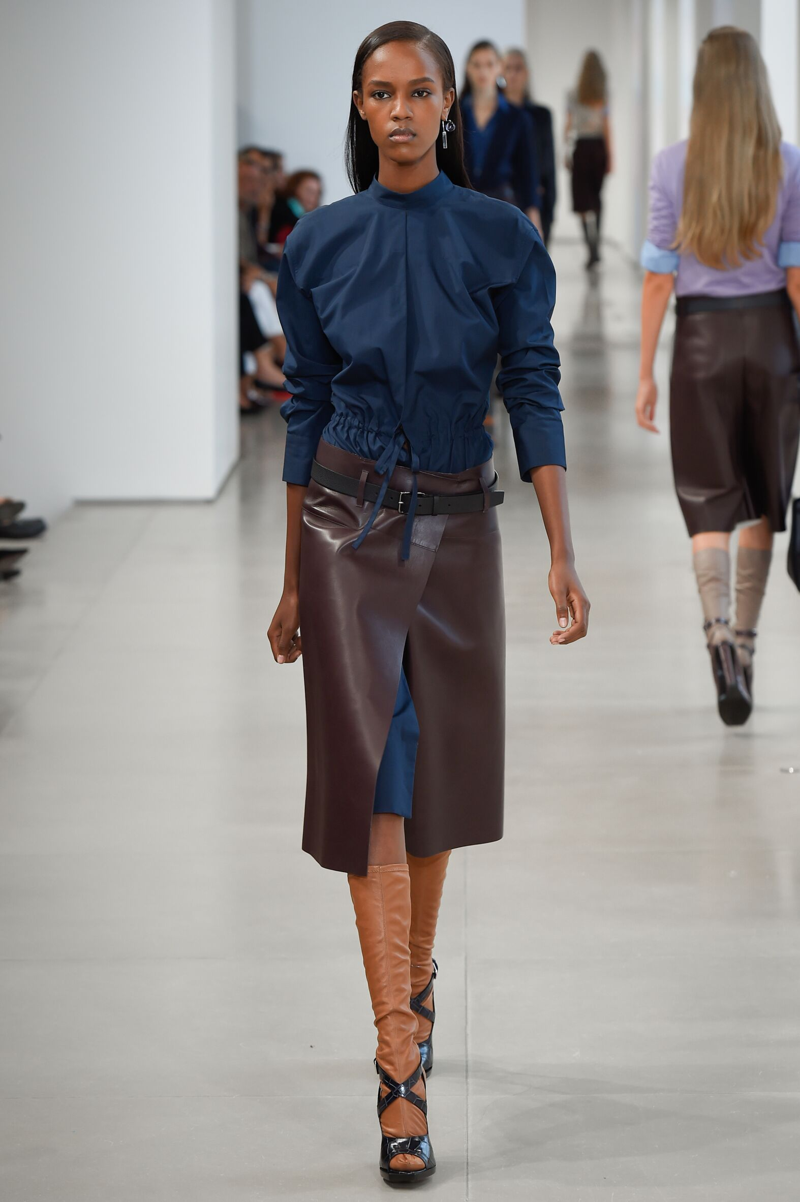 Spring Summer 2015 Woman Milan Jil Sander Collection