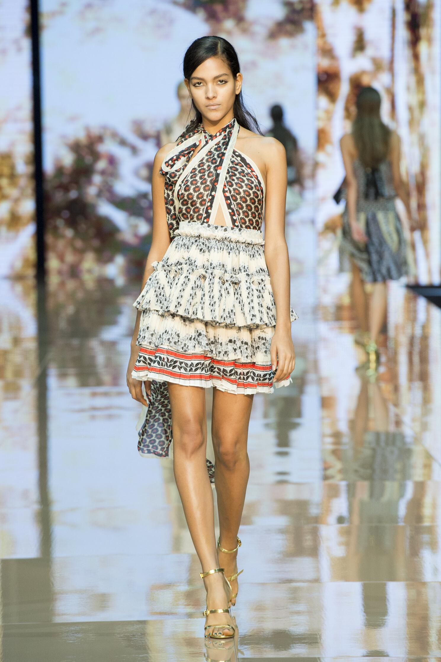 Spring Summer 2015 Woman Milan Just Cavalli Collection