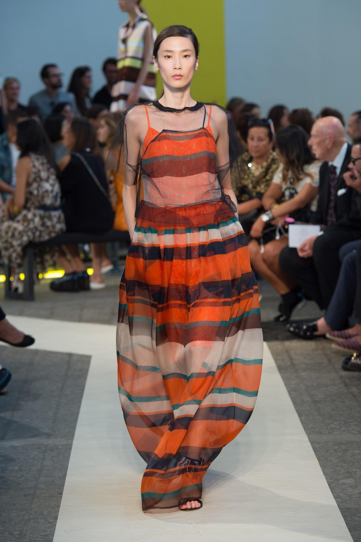 Spring Summer 2015 Woman Milan Msgm Collection