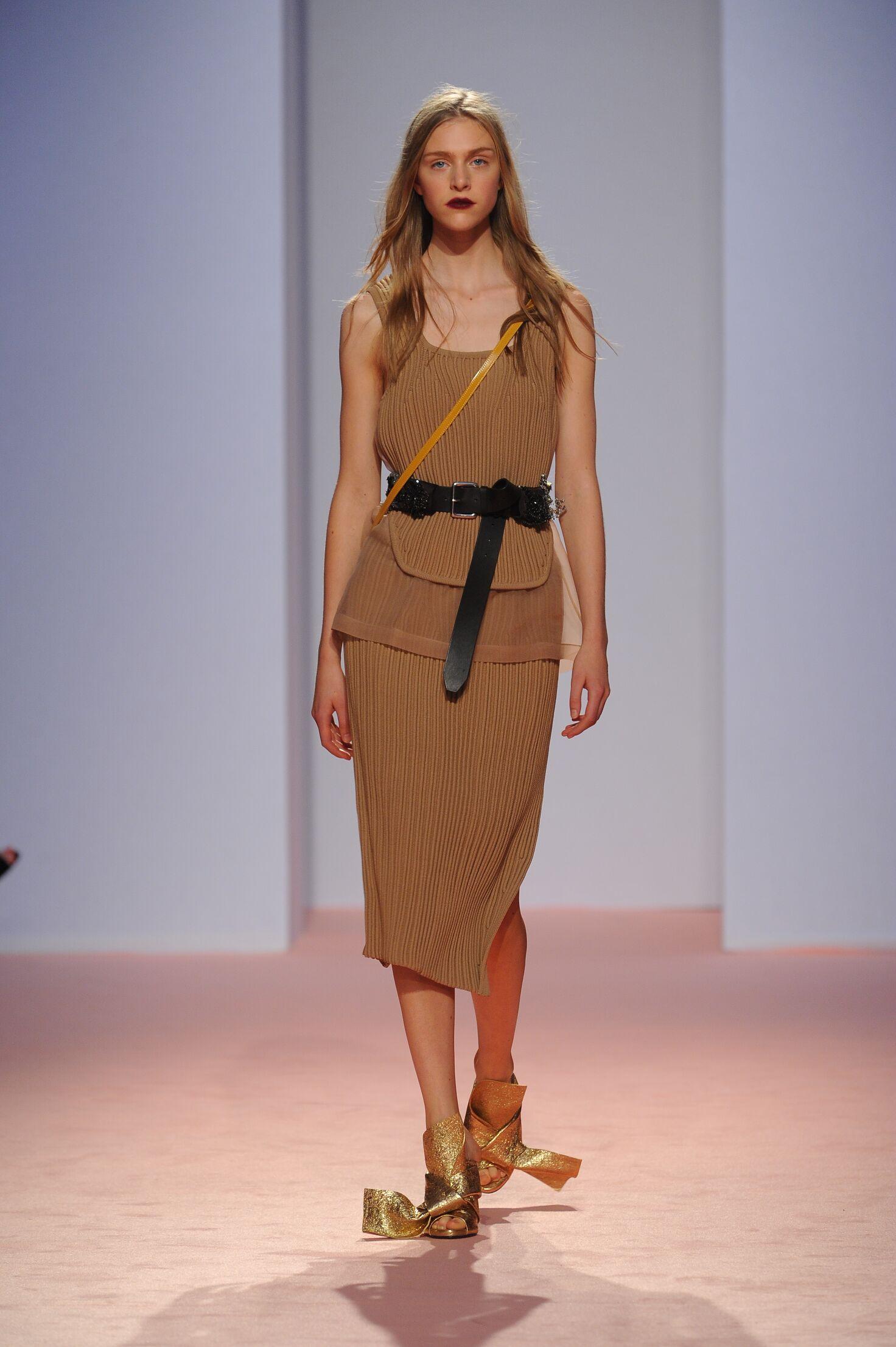 Spring Summer 2015 Woman Milan N°21 Collection