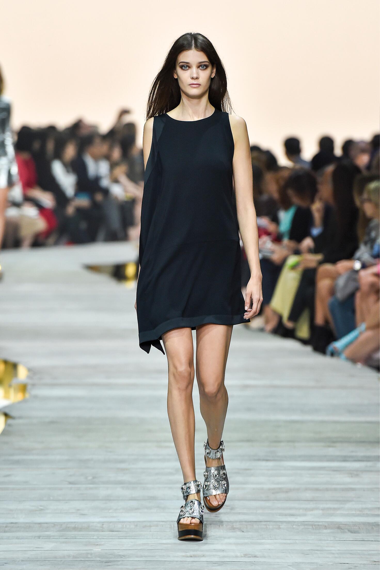 Spring Summer 2015 Woman Milan Roberto Cavalli Collection