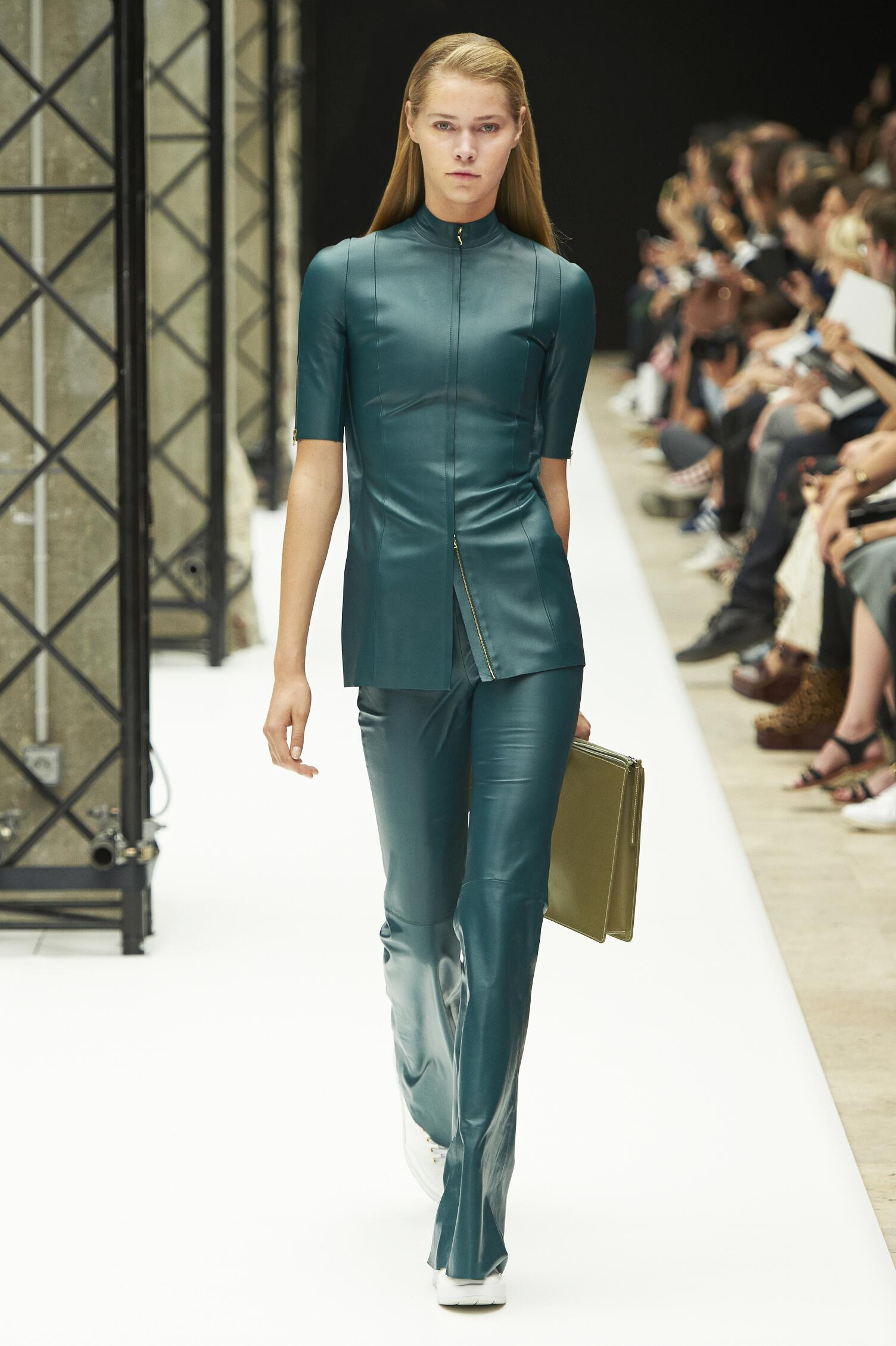 Spring Summer 2015 Woman Paris Acne Studios Collection