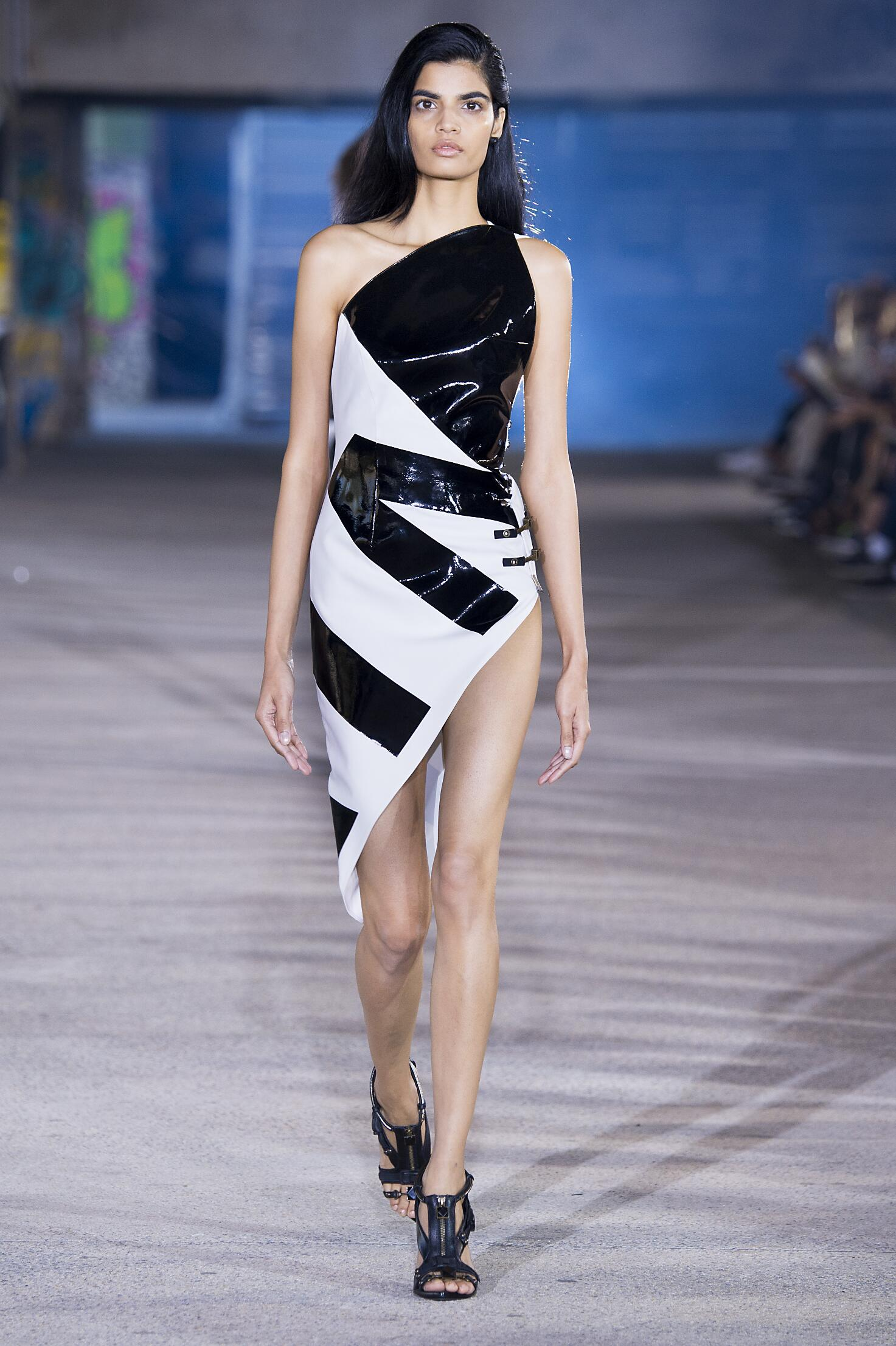 Spring Summer 2015 Woman Paris Anthony Vaccarello Collection