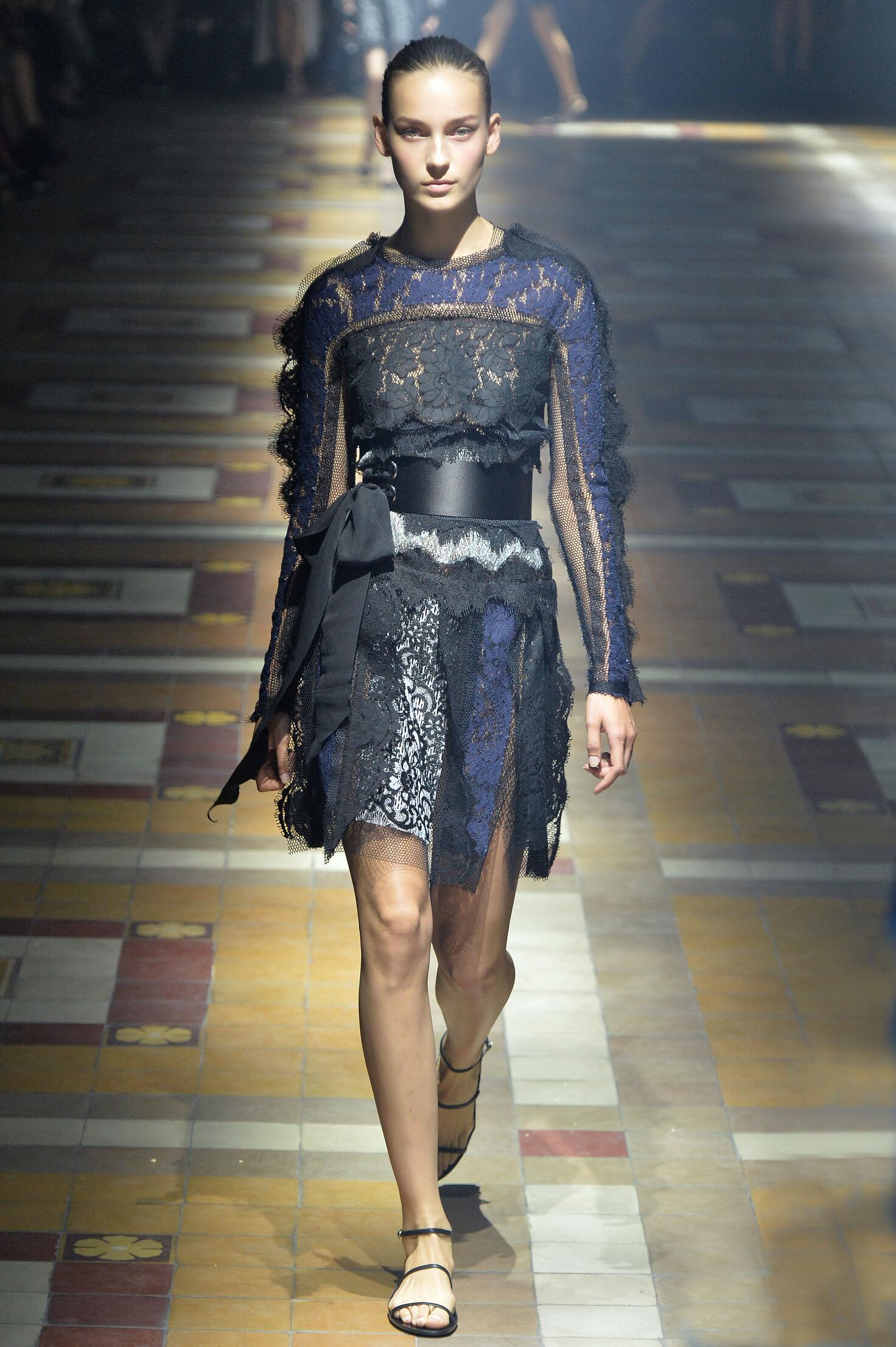 Spring Summer 2015 Woman Paris Lanvin Collection