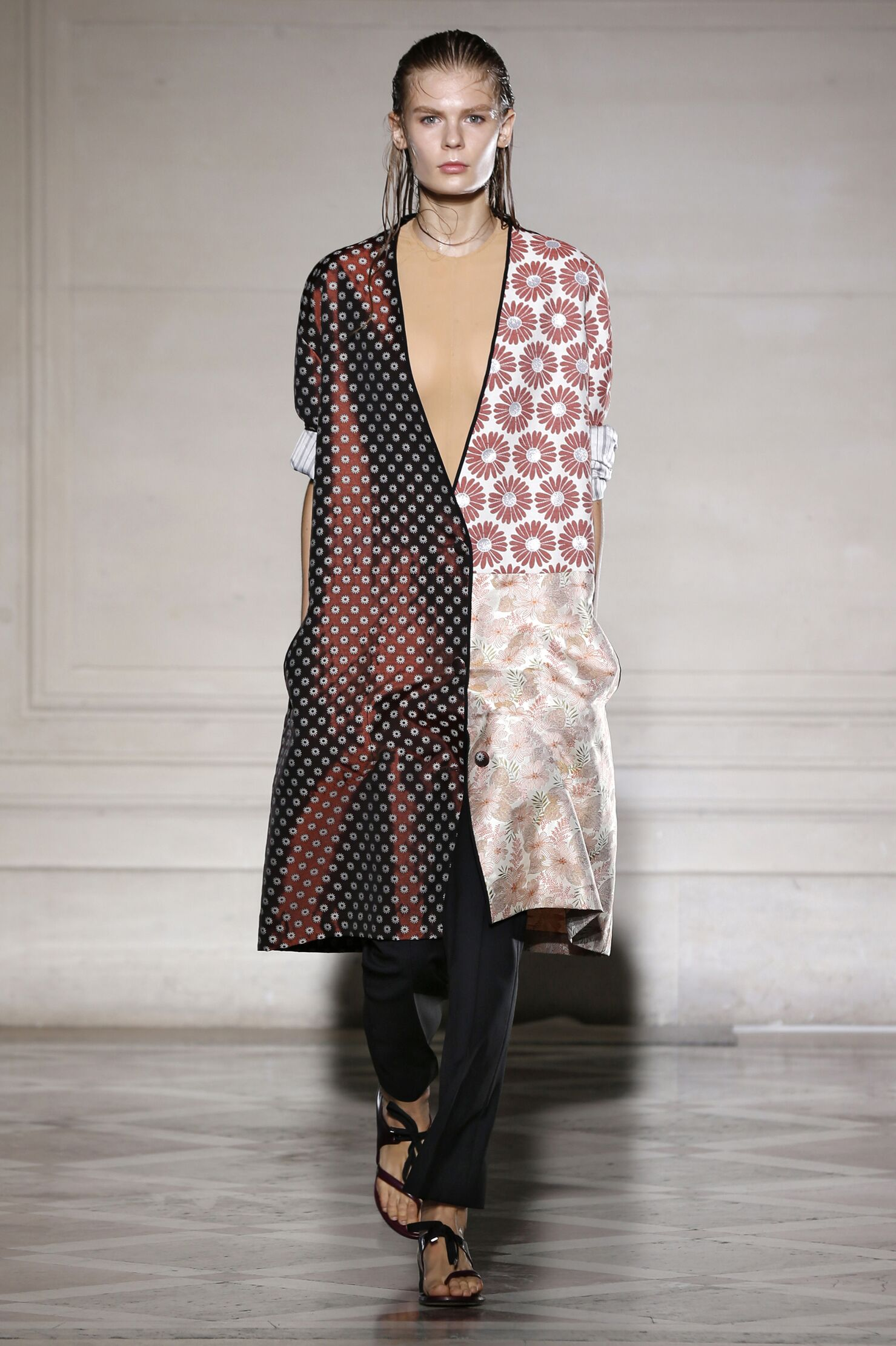 Spring Summer 2015 Woman Paris Maison Martin Margiela Collection