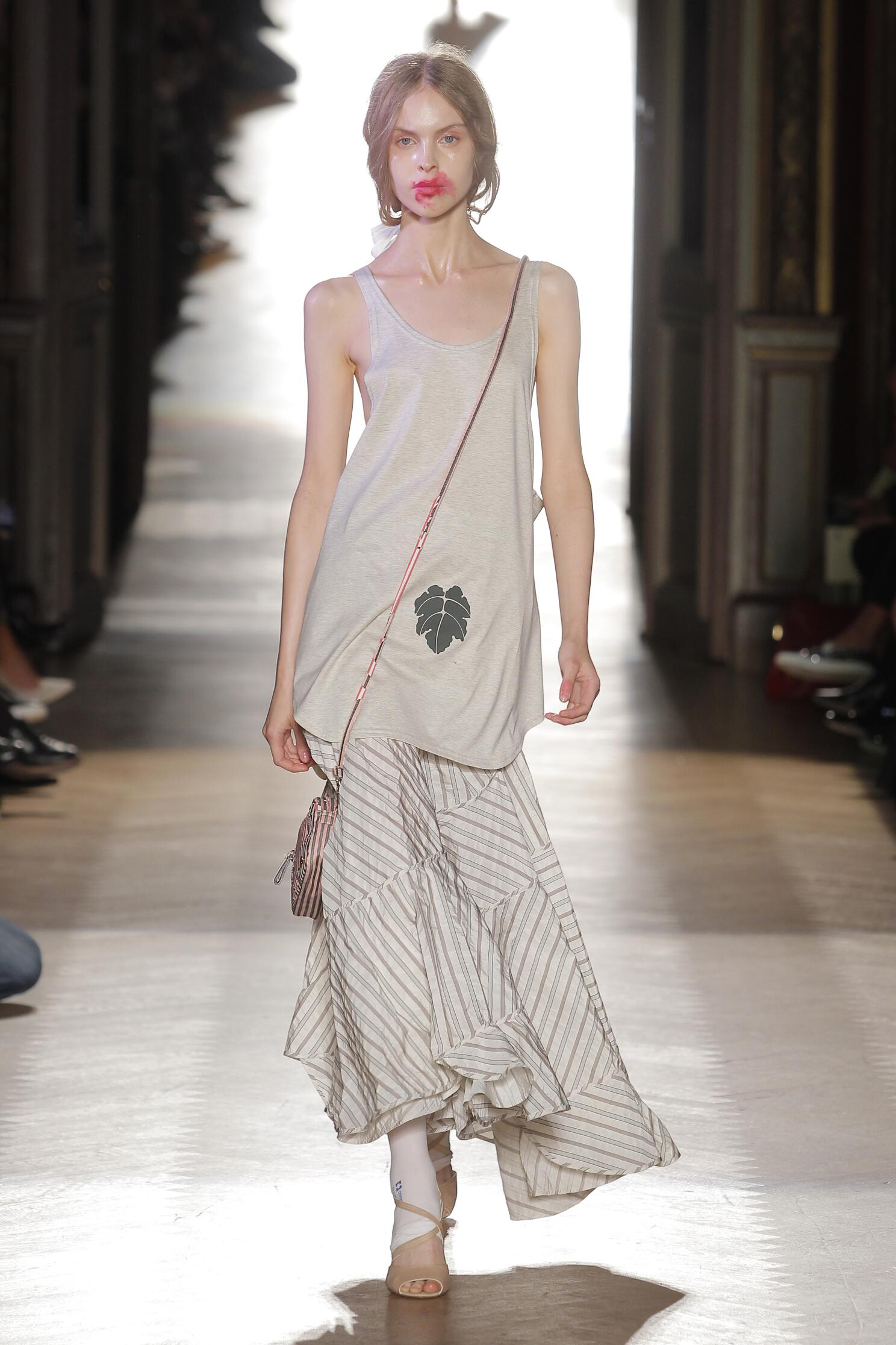Spring Summer 2015 Woman Paris Vivienne Westwood Gold Label Collection