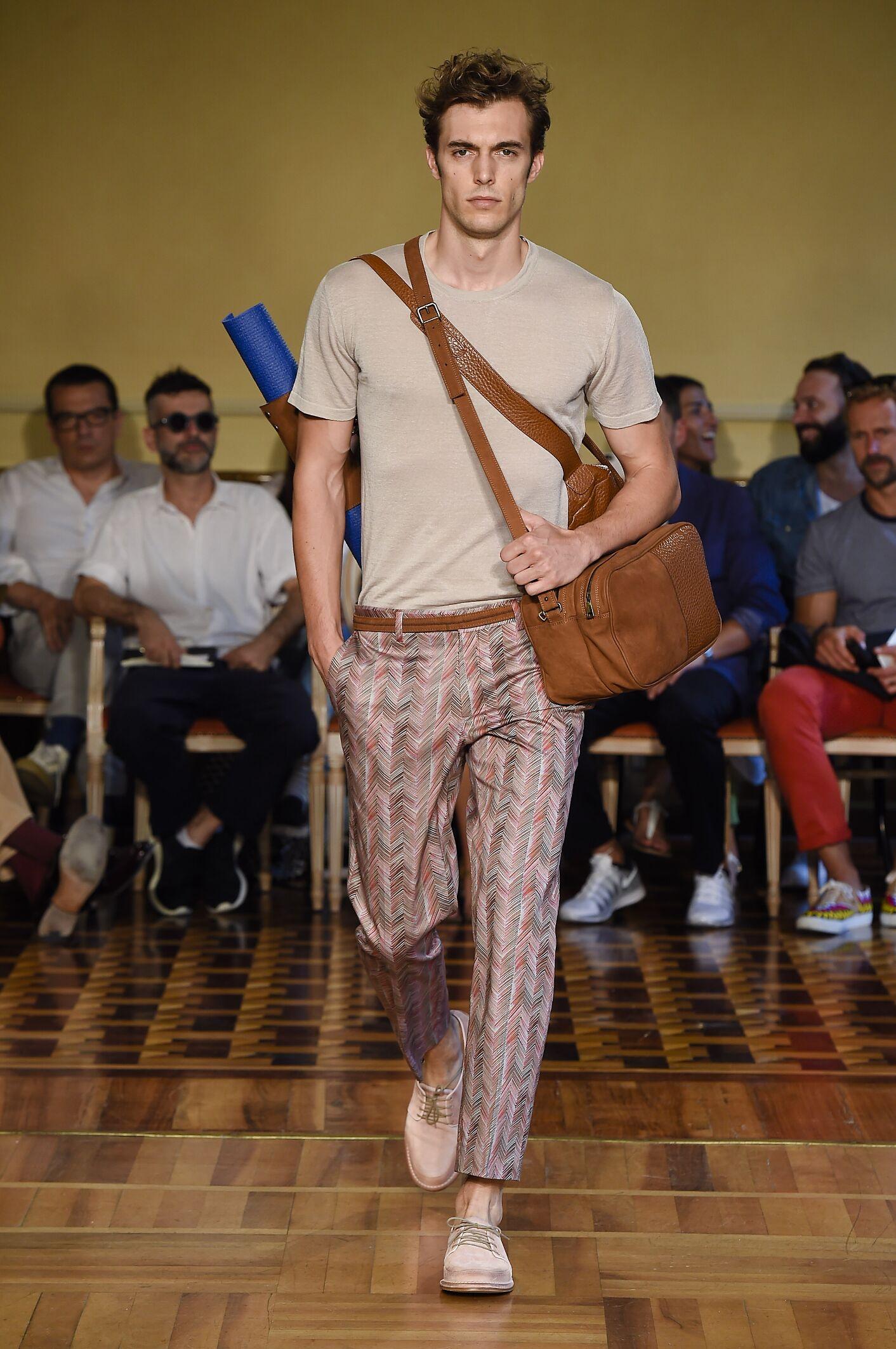 Summer 2015 Fashion Show Andrea Incontri