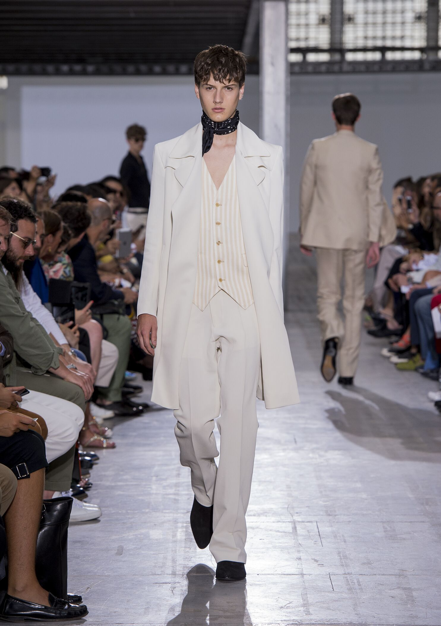 Summer 2015 Fashion Show Costume National Homme
