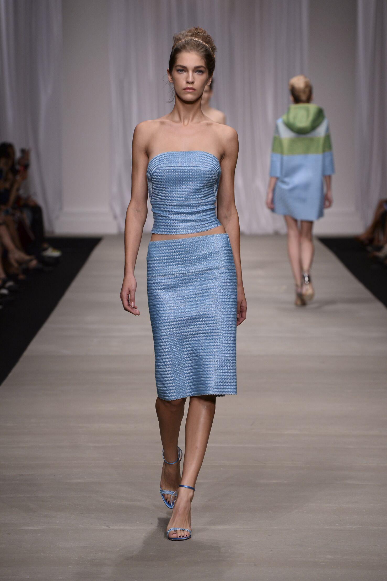 Summer 2015 Fashion Show Ermanno Scervino