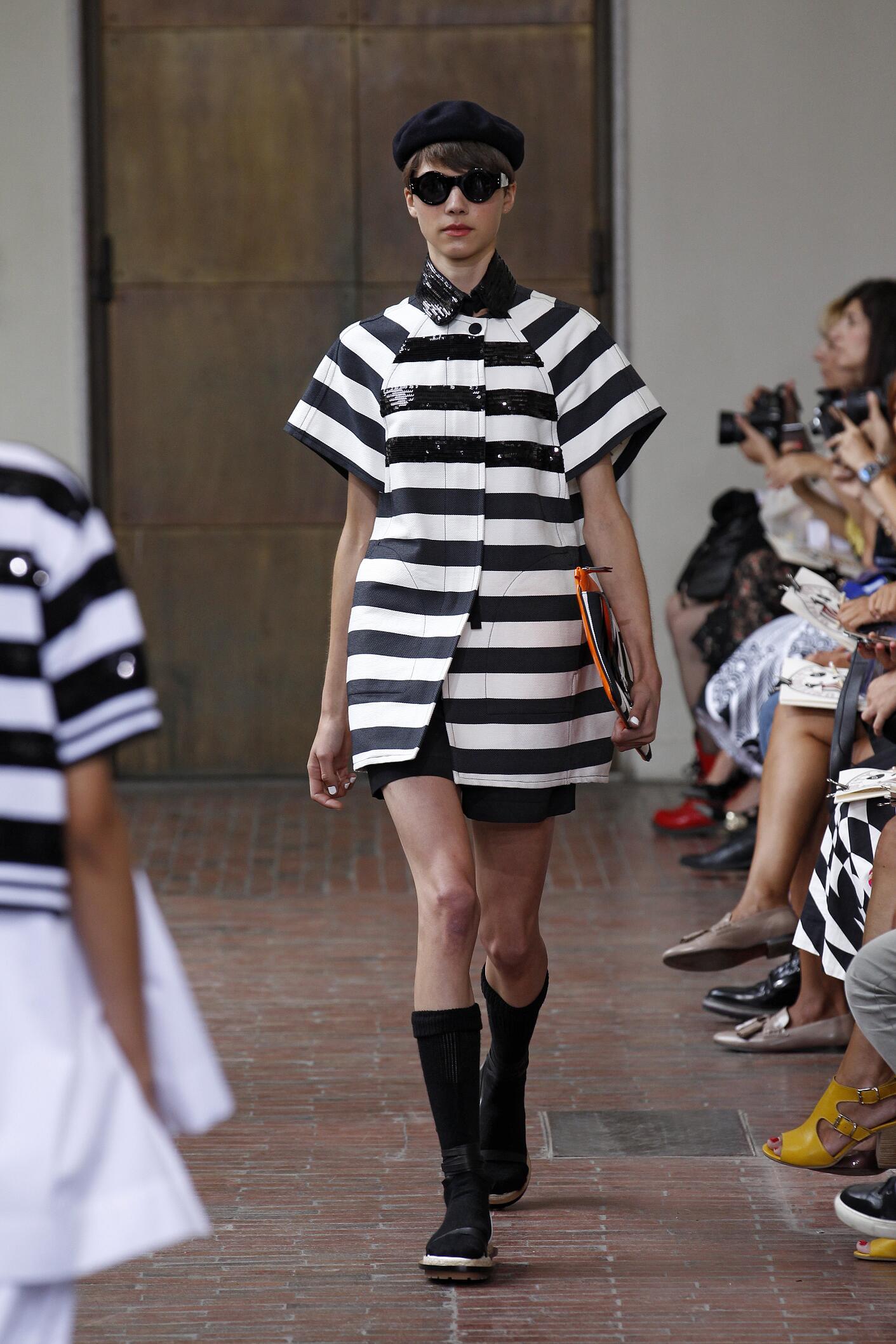 Summer 2015 Fashion Show I'm Isola Marras