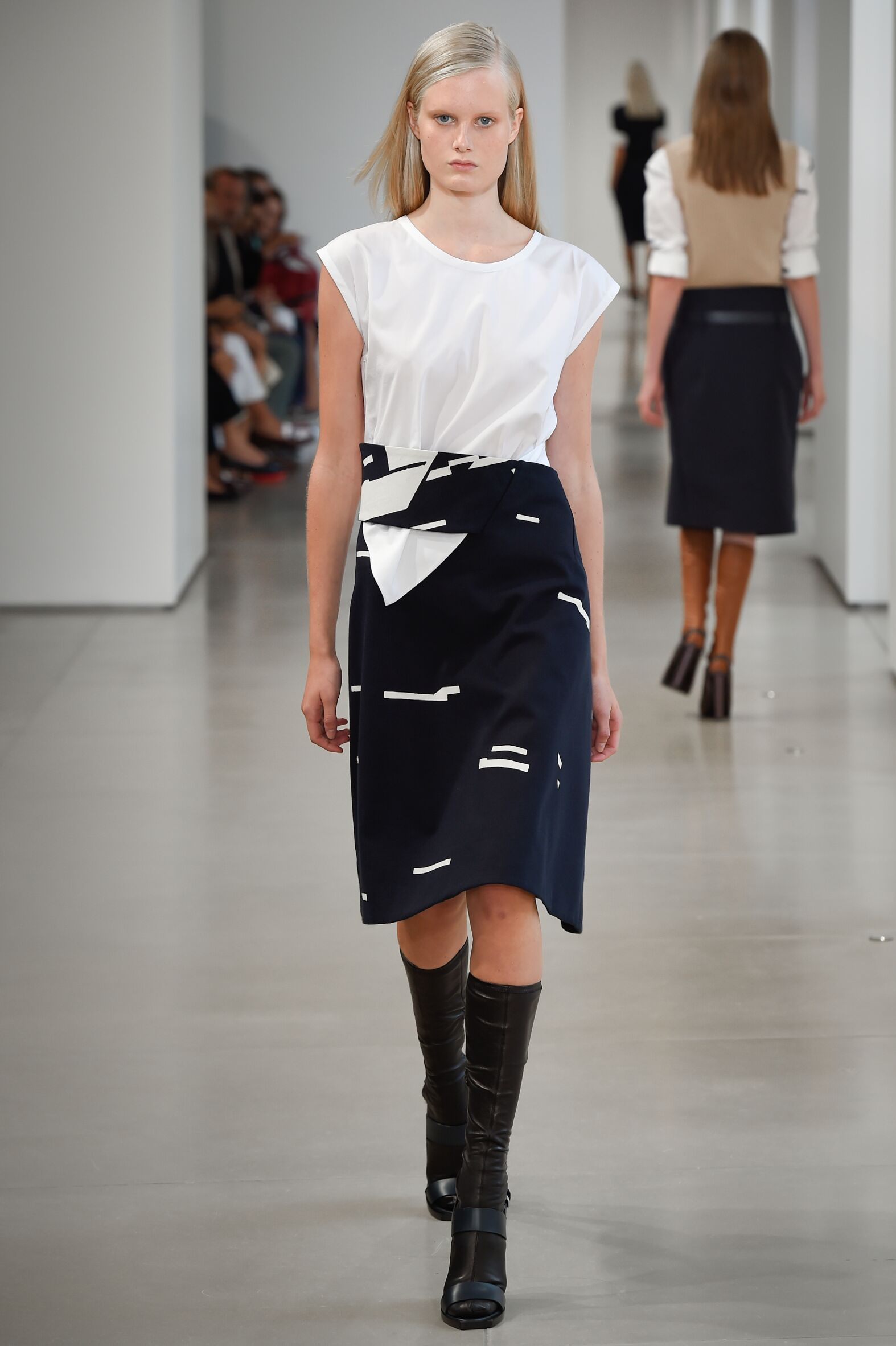 Summer 2015 Fashion Show Jil Sander