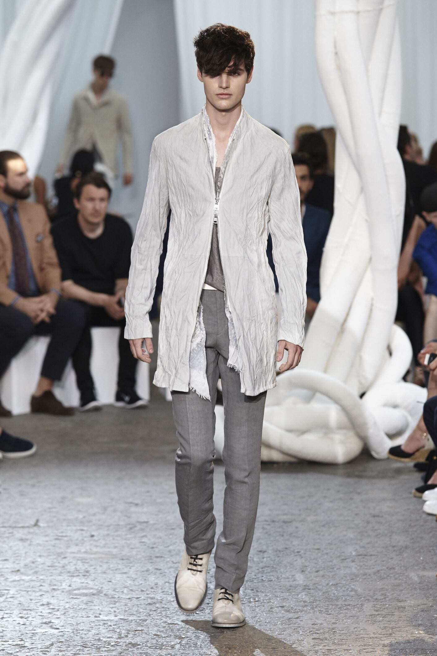 Summer 2015 Fashion Show John Varvatos
