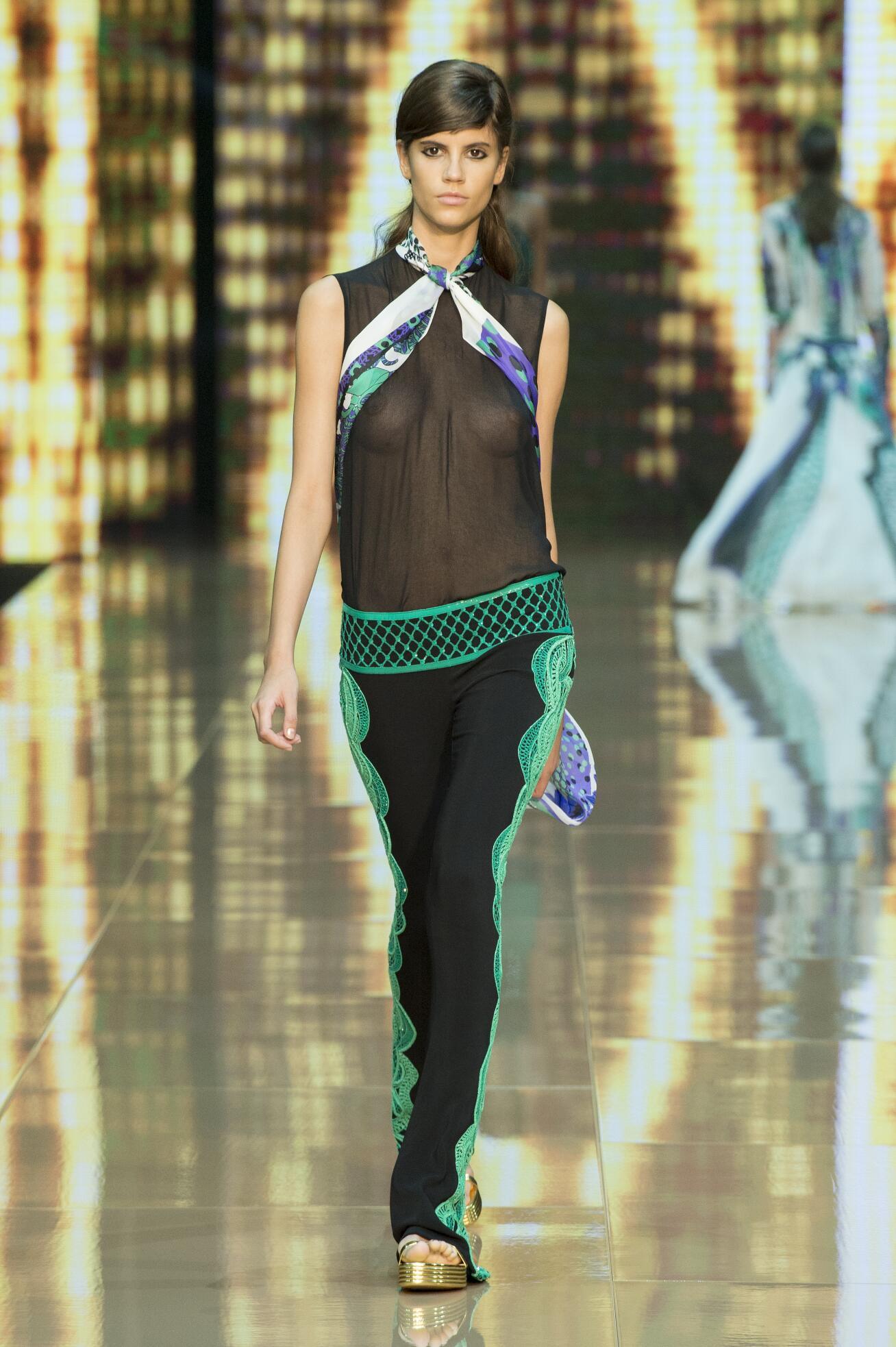Summer 2015 Fashion Show Just Cavalli