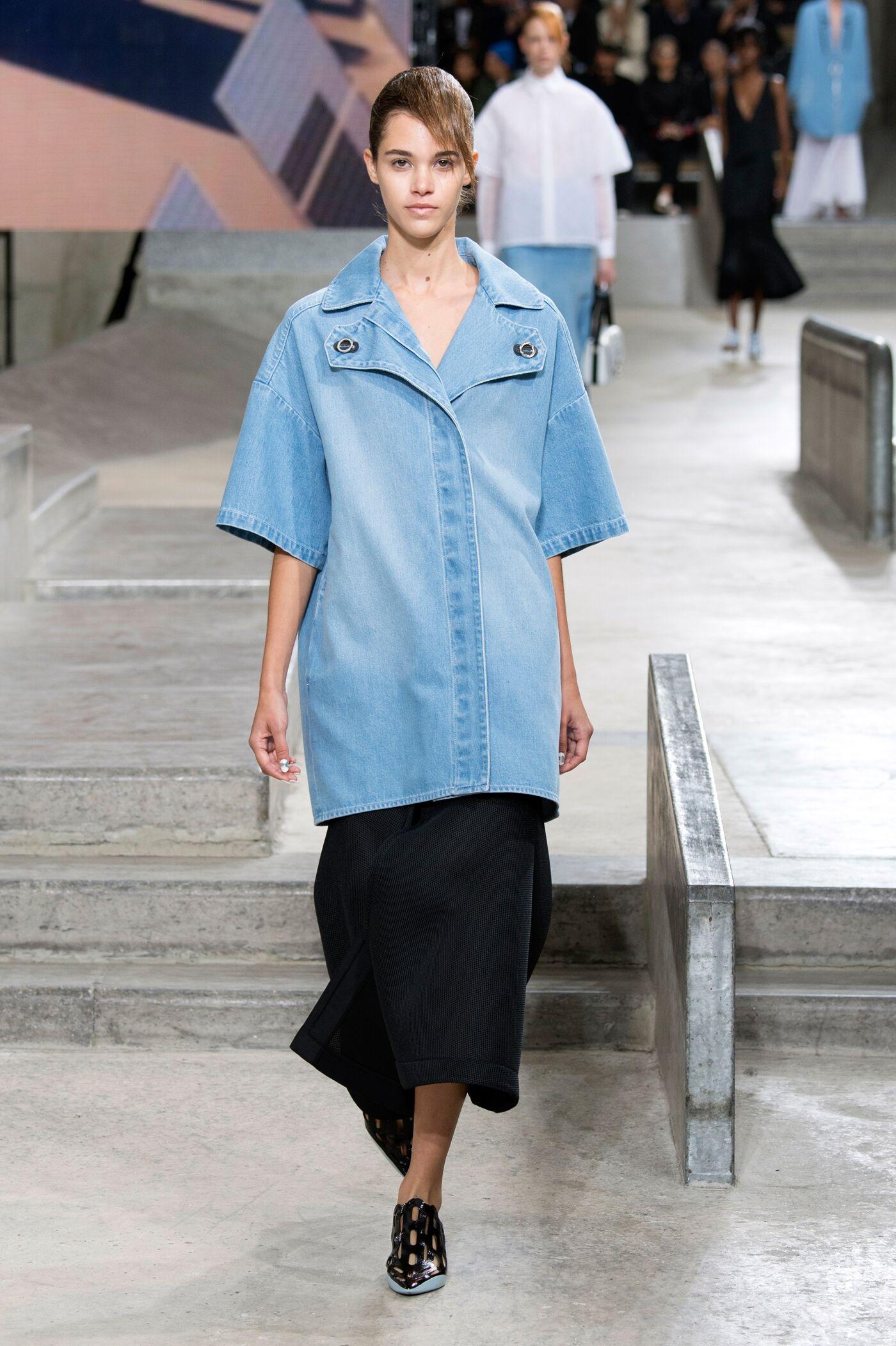 Summer 2015 Fashion Show Kenzo