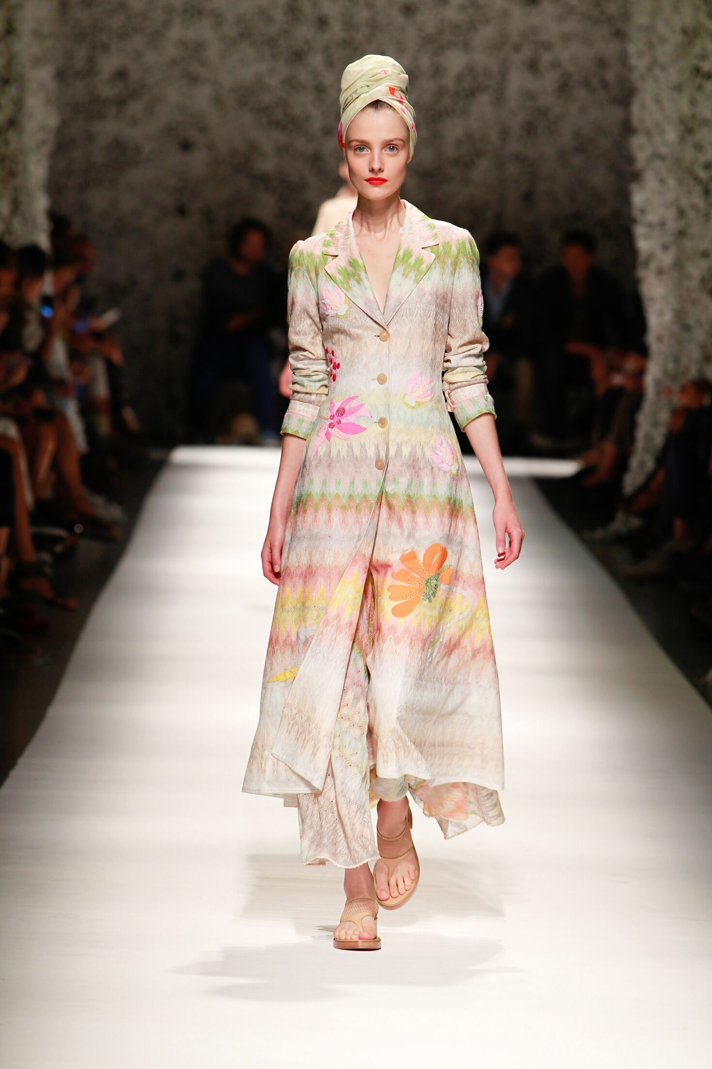 Summer 2015 Fashion Show Missoni