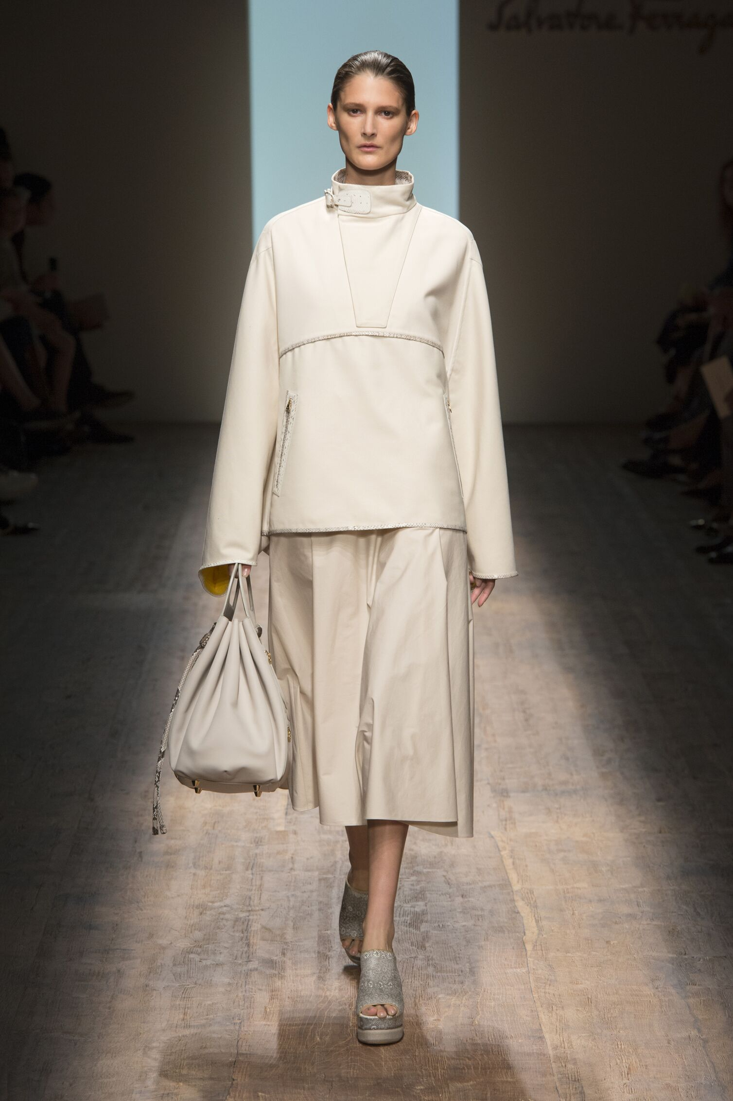 Summer 2015 Fashion Show Salvatore Ferragamo