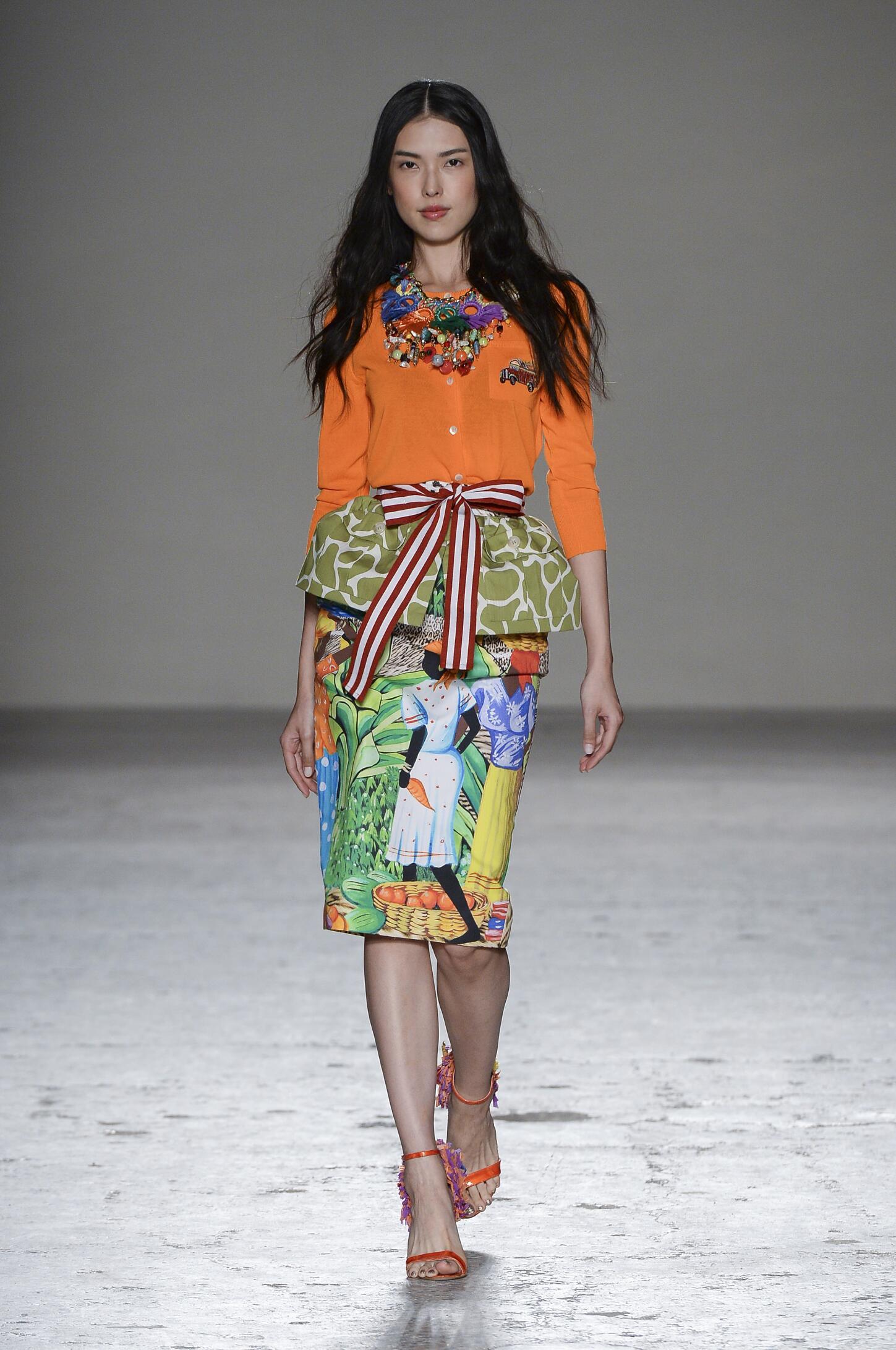 Summer 2015 Fashion Show Stella Jean