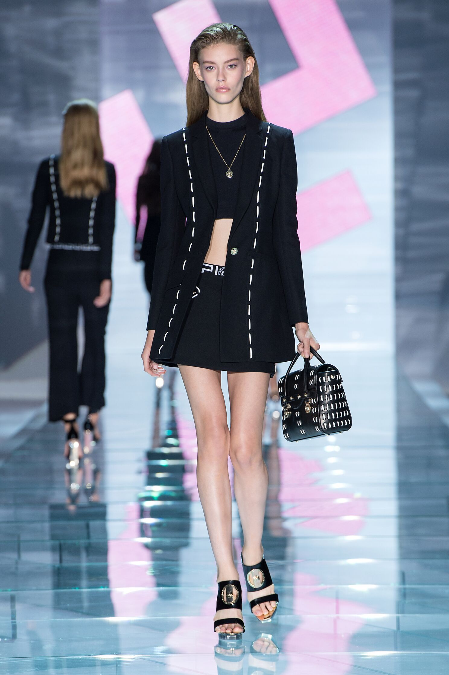 Summer 2015 Fashion Show Versace