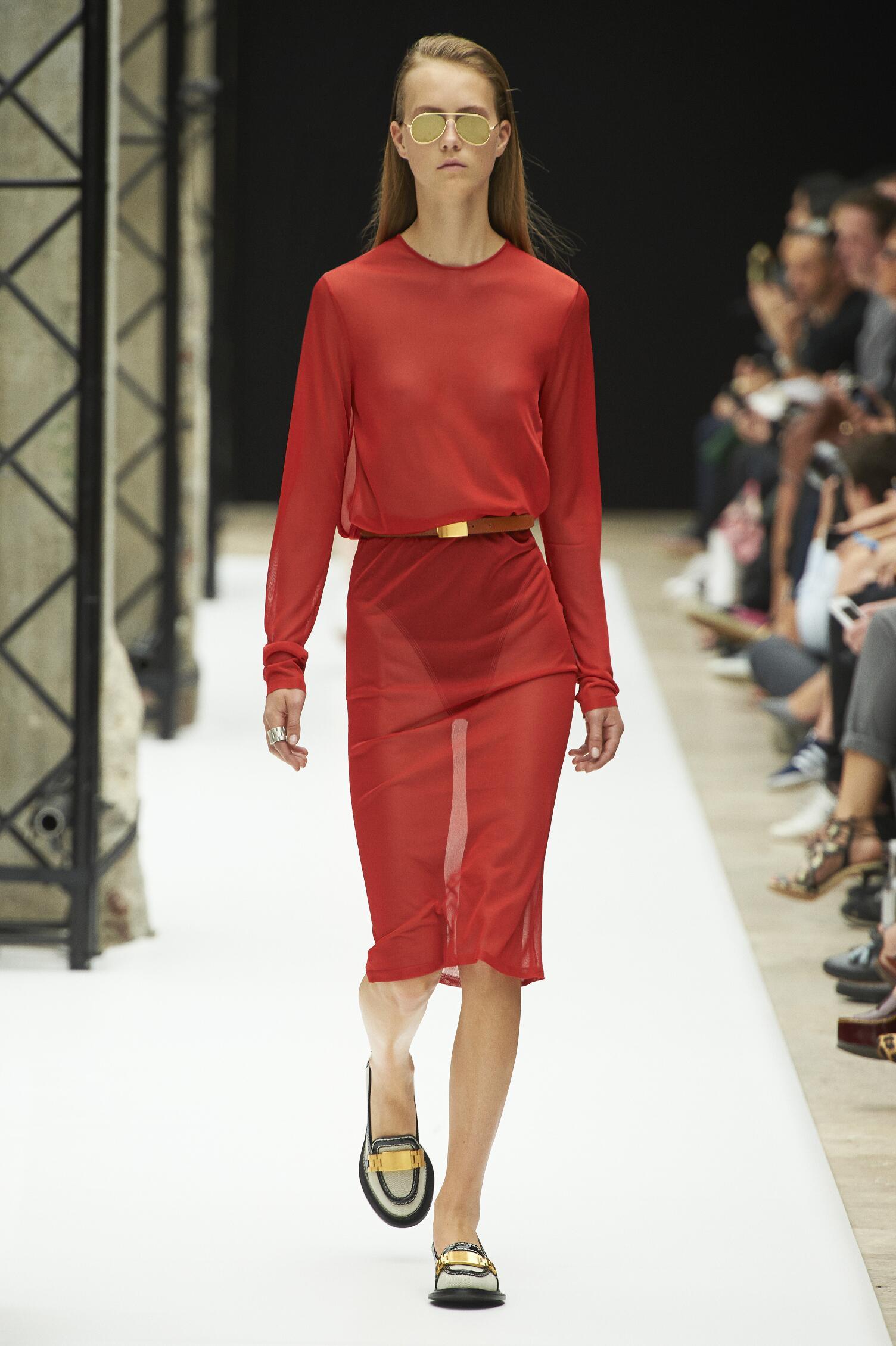 Summer 2015 Fashion Trends Acne Studios