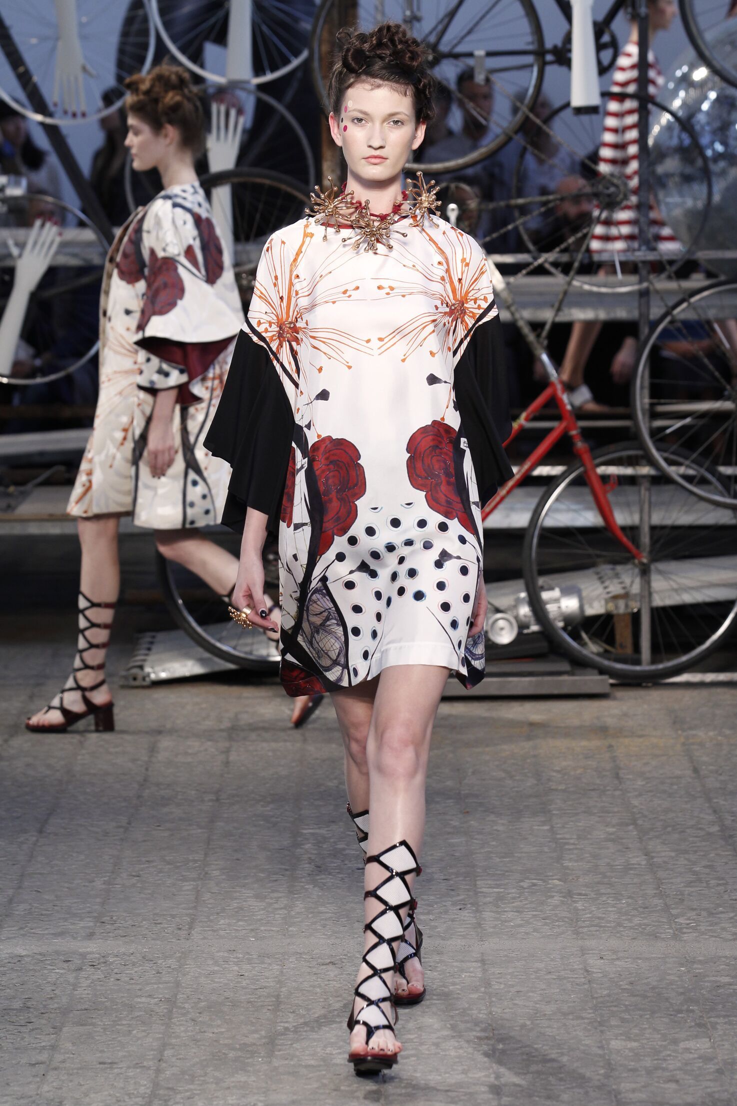 Summer 2015 Fashion Trends Antonio Marras Womenswear