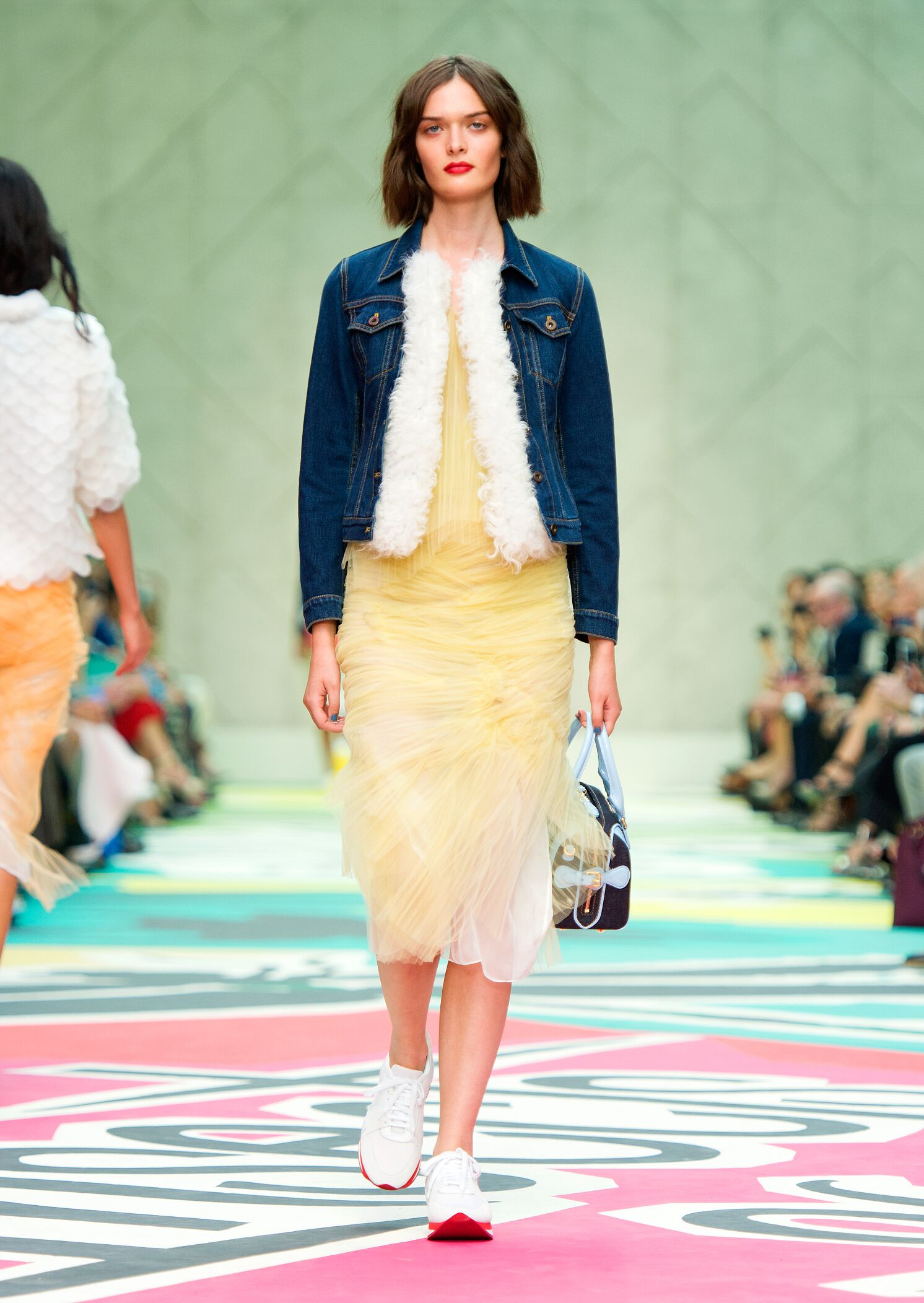 Summer 2015 Fashion Trends Burberry Prorsum