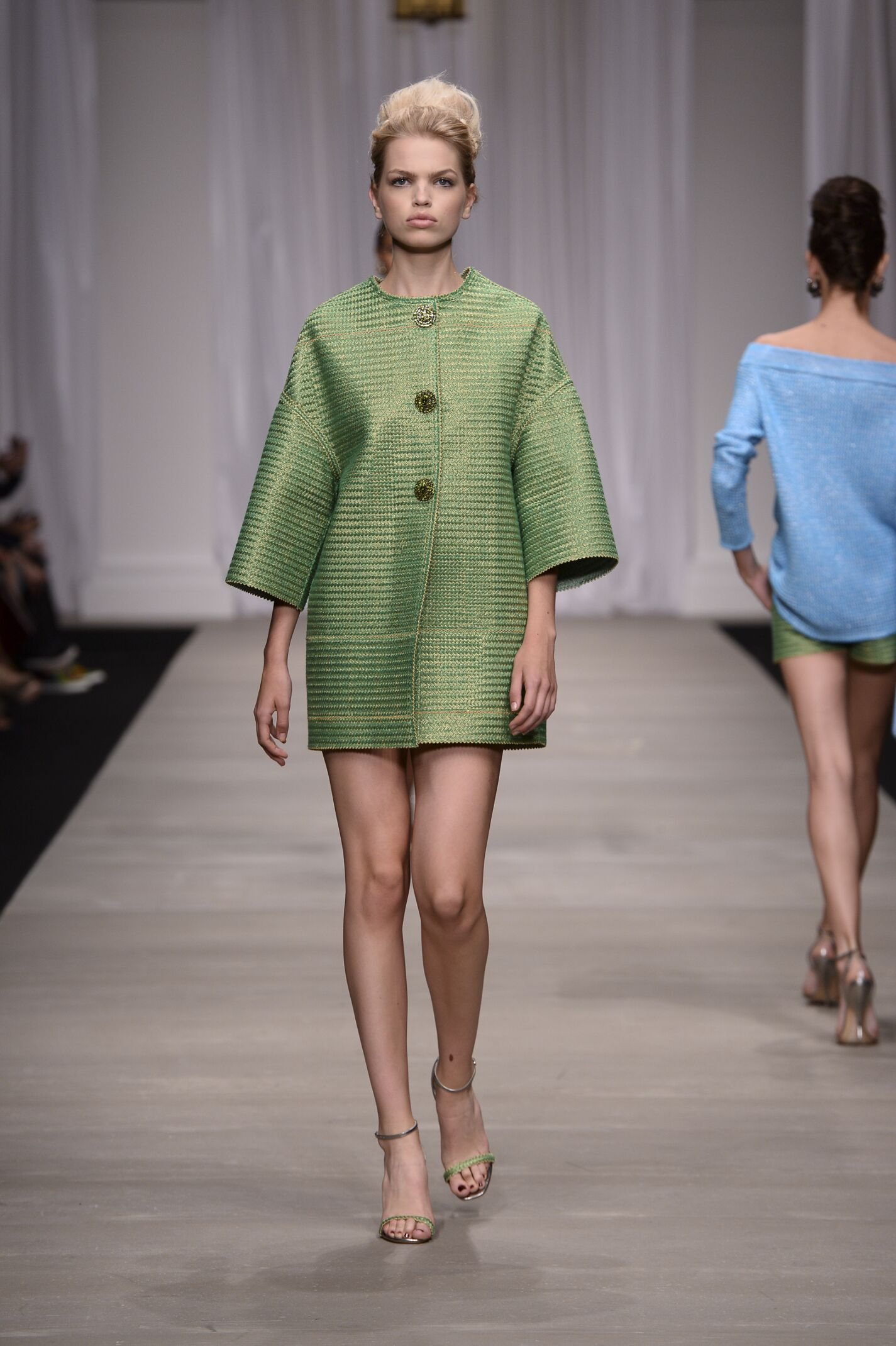 Summer 2015 Fashion Trends Ermanno Scervino
