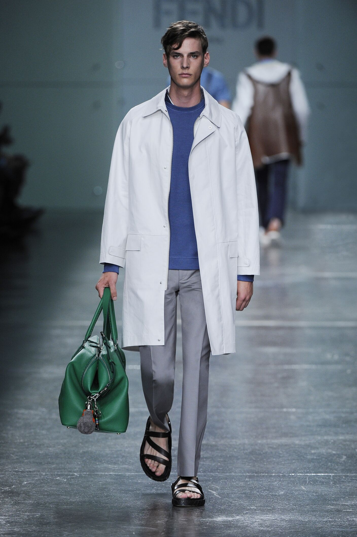 Summer 2015 Fashion Trends Fendi