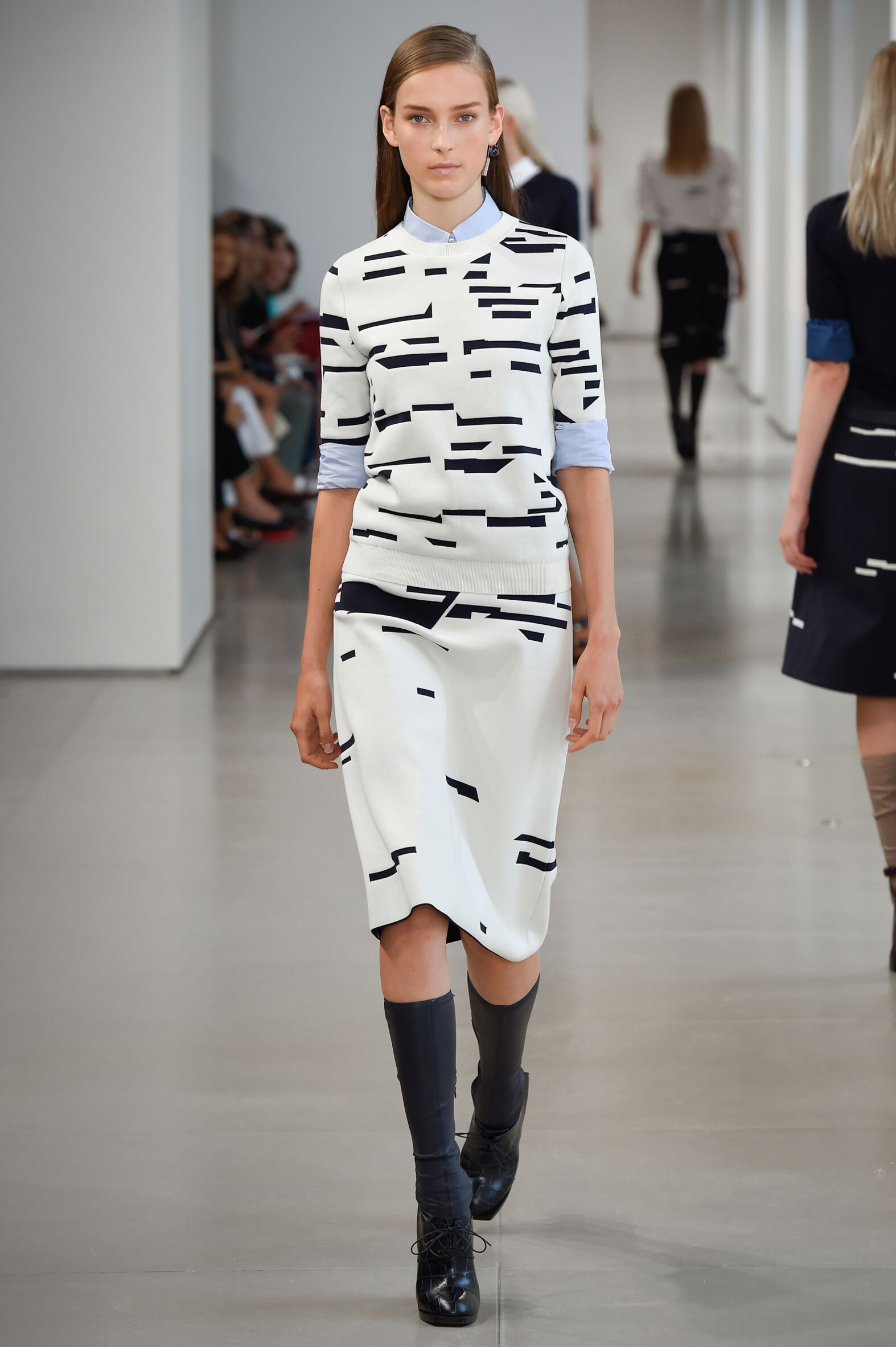 Summer 2015 Fashion Trends Jil Sander
