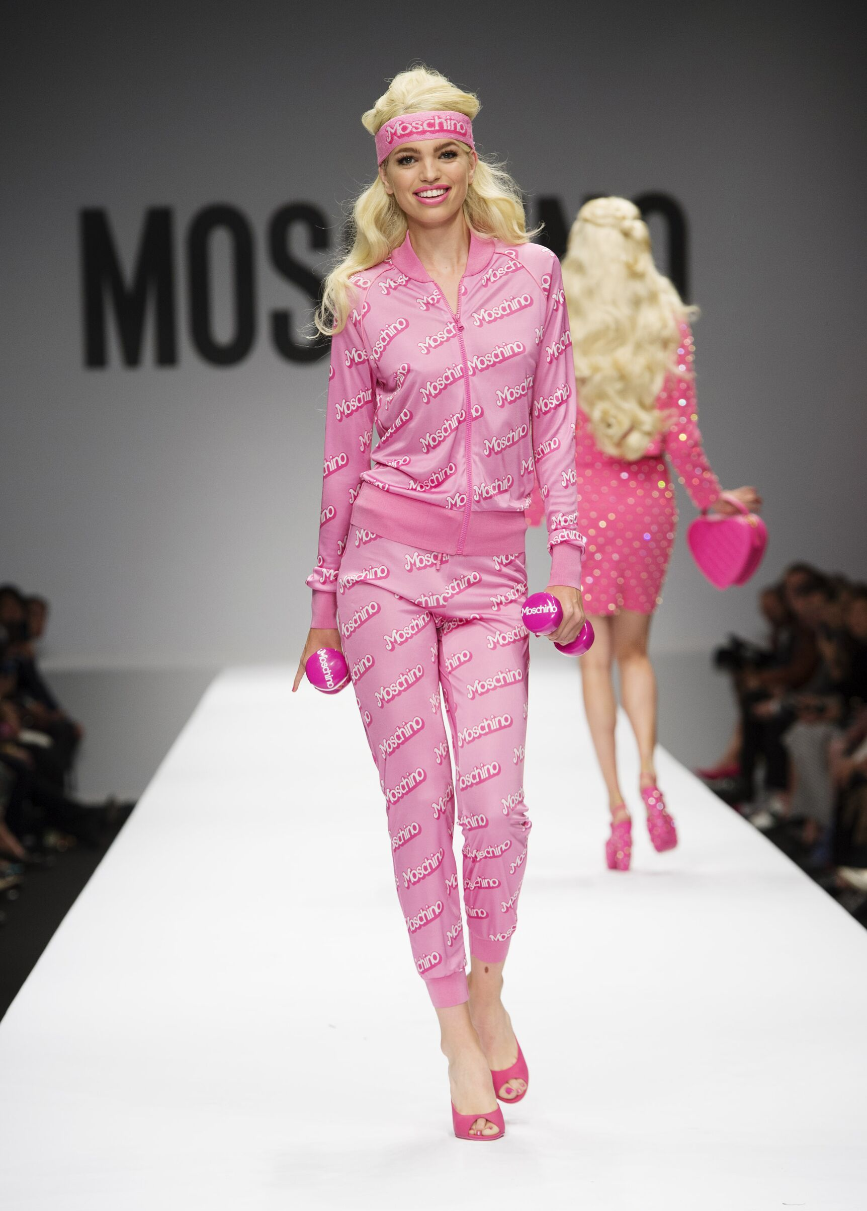 Summer 2015 Fashion Trends Moschino Barbie