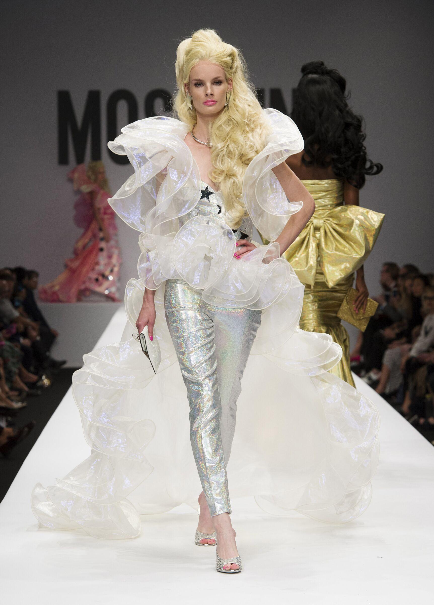 Summer 2015 Fashion Trends Moschino