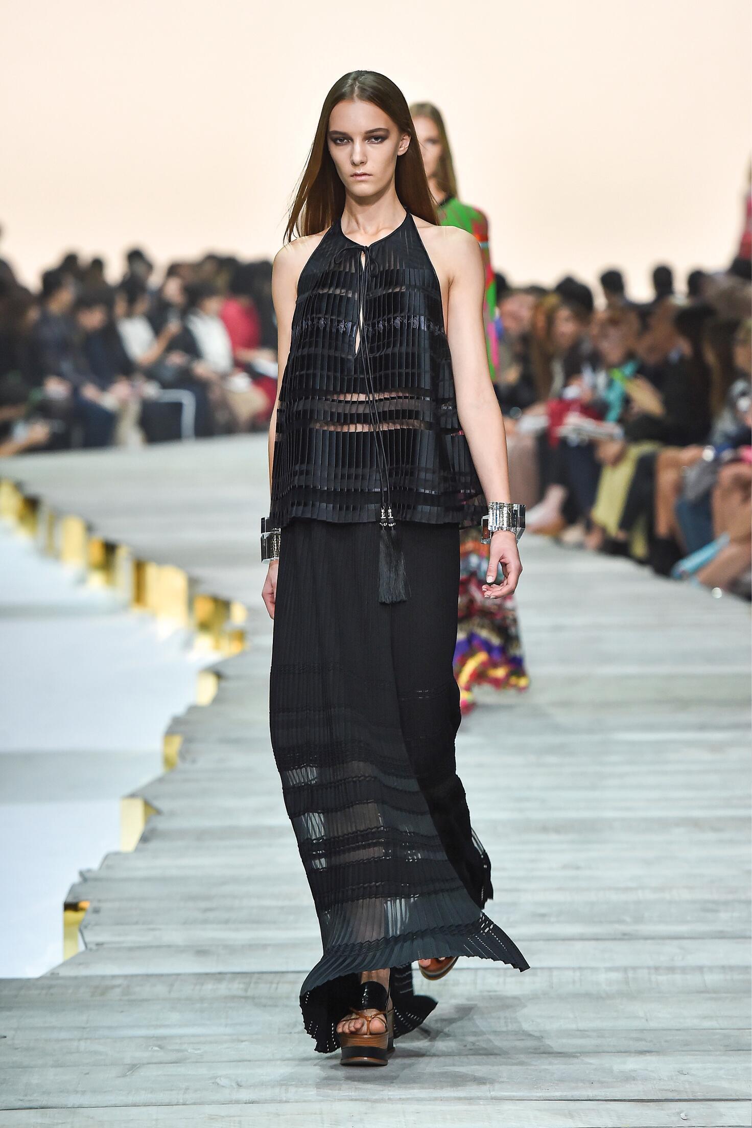 Summer 2015 Fashion Trends Roberto Cavalli