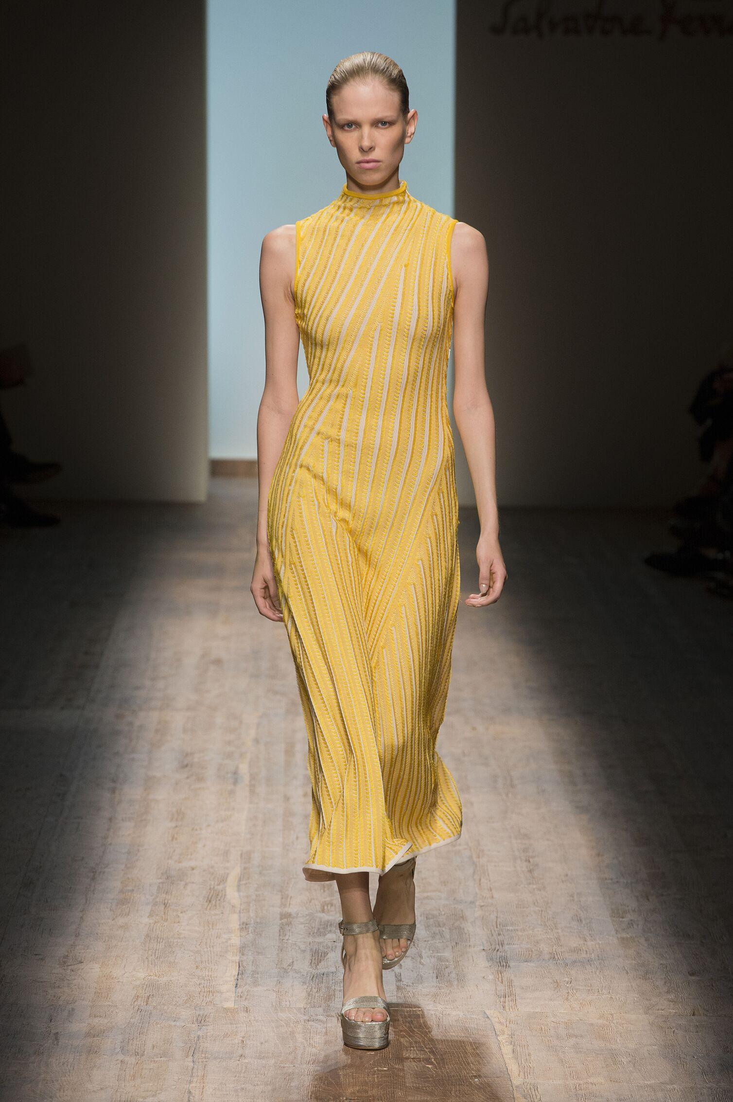 Summer 2015 Fashion Trends Salvatore Ferragamo