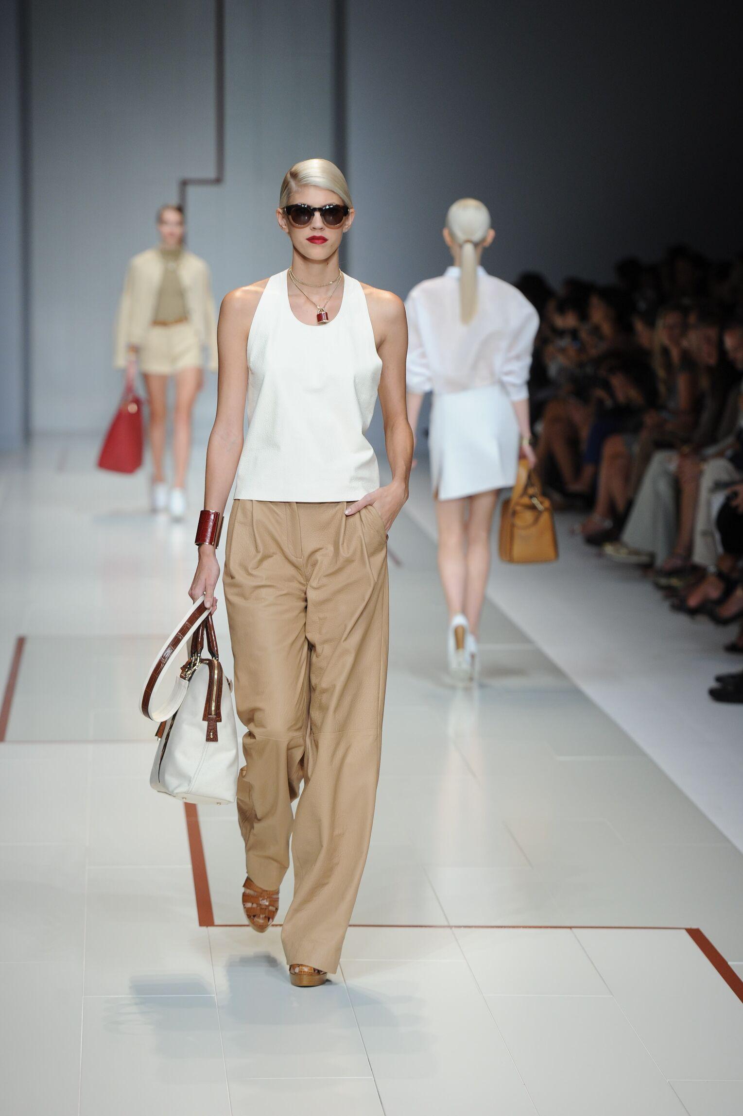 Summer 2015 Fashion Trends Trussardi