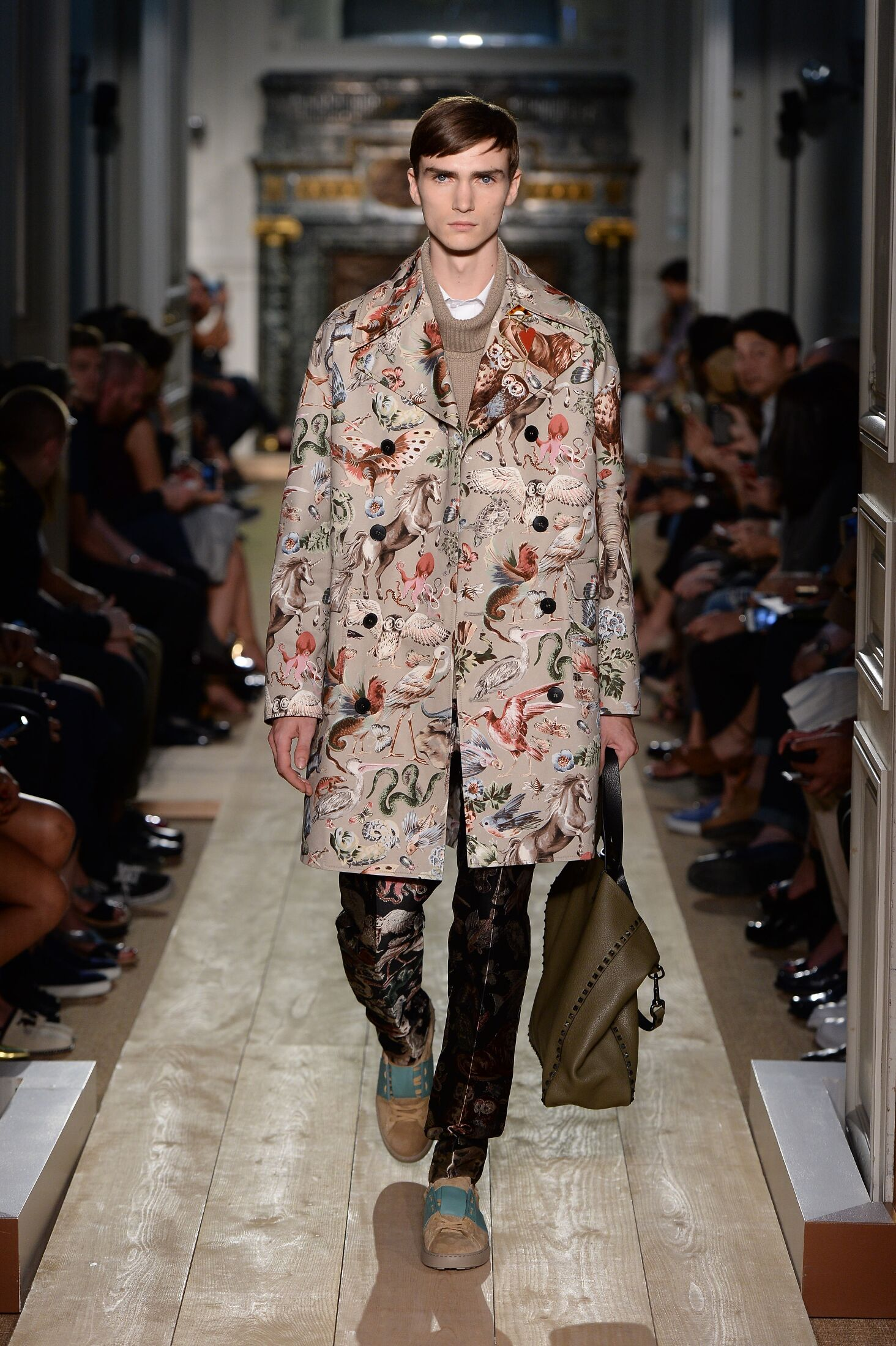 Summer 2015 Fashion Trends Valentino