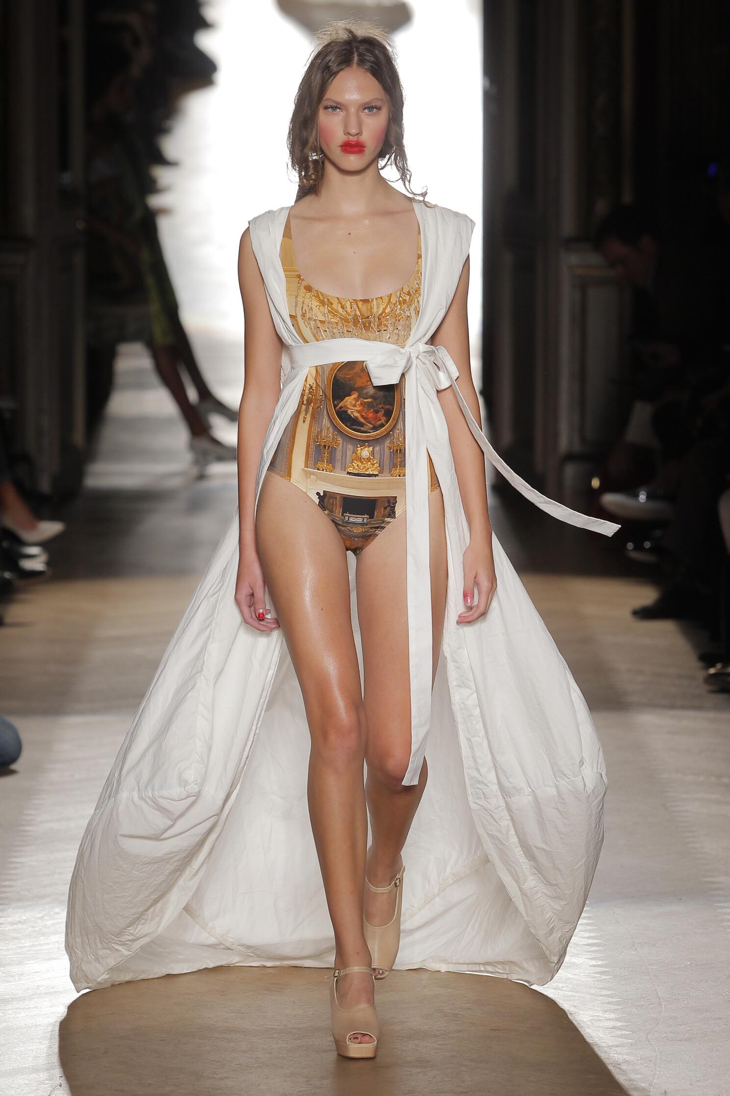 Summer 2015 Fashion Trends Vivienne Westwood Gold Label