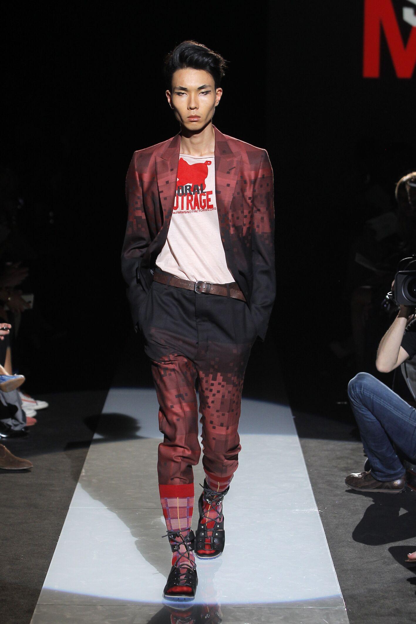 Summer 2015 Fashion Trends Vivienne Westwood