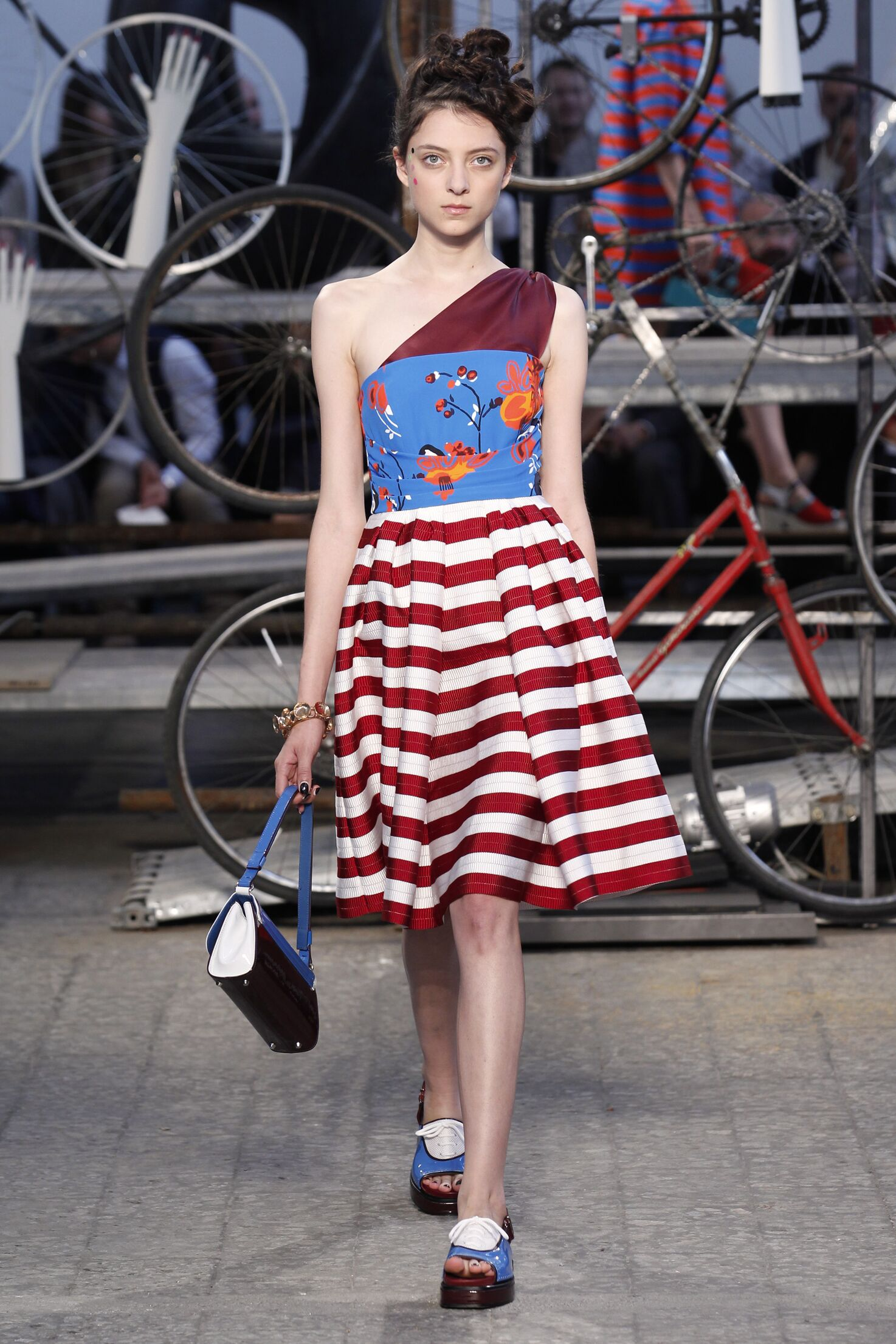 Summer 2015 Fashion Trends Womenswear Antonio Marras