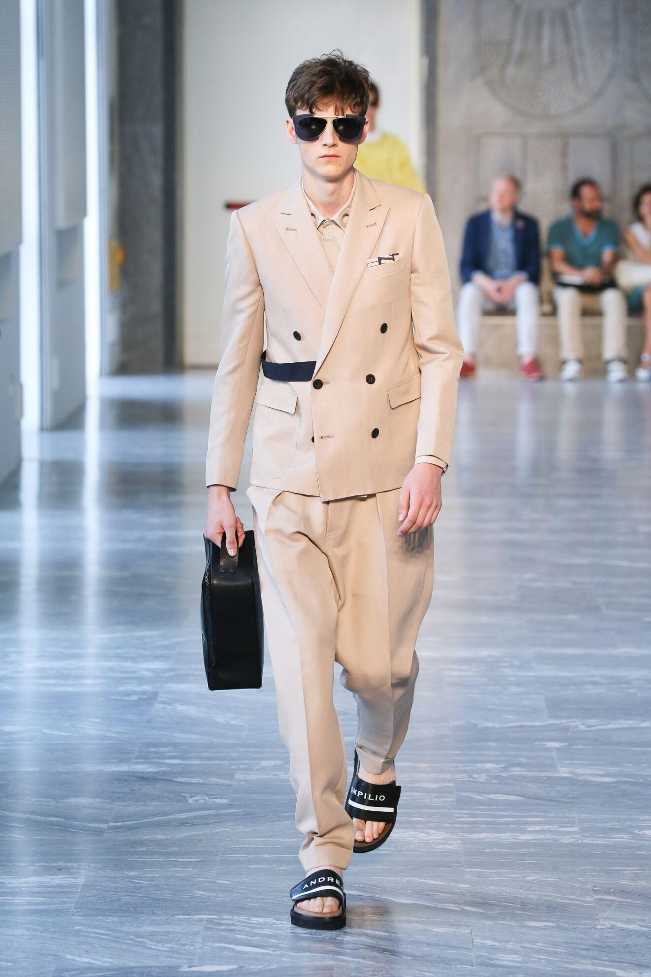 Summer 2015 Man Trends Andrea Pompilio