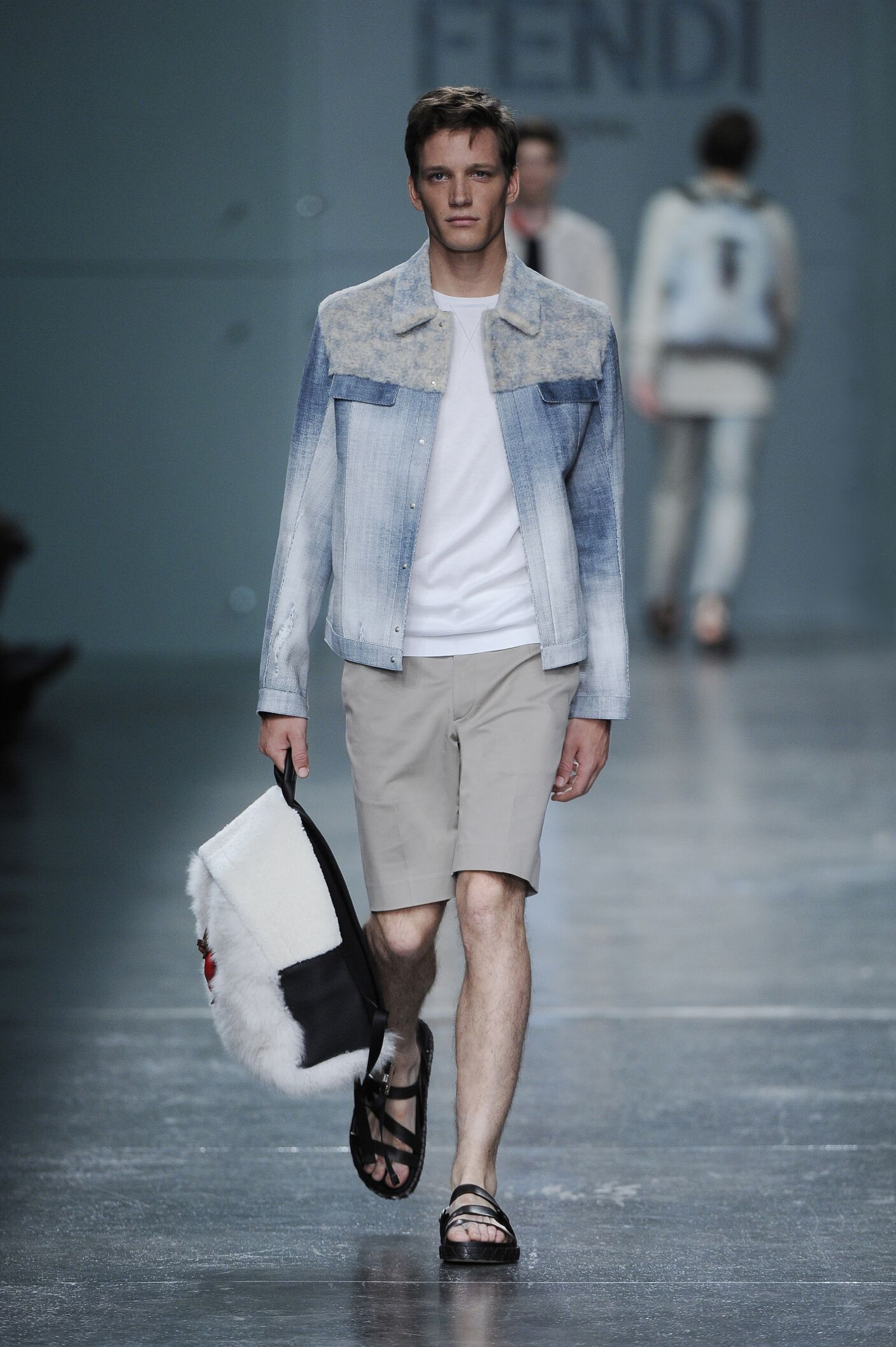 Summer 2015 Man Trends Fendi