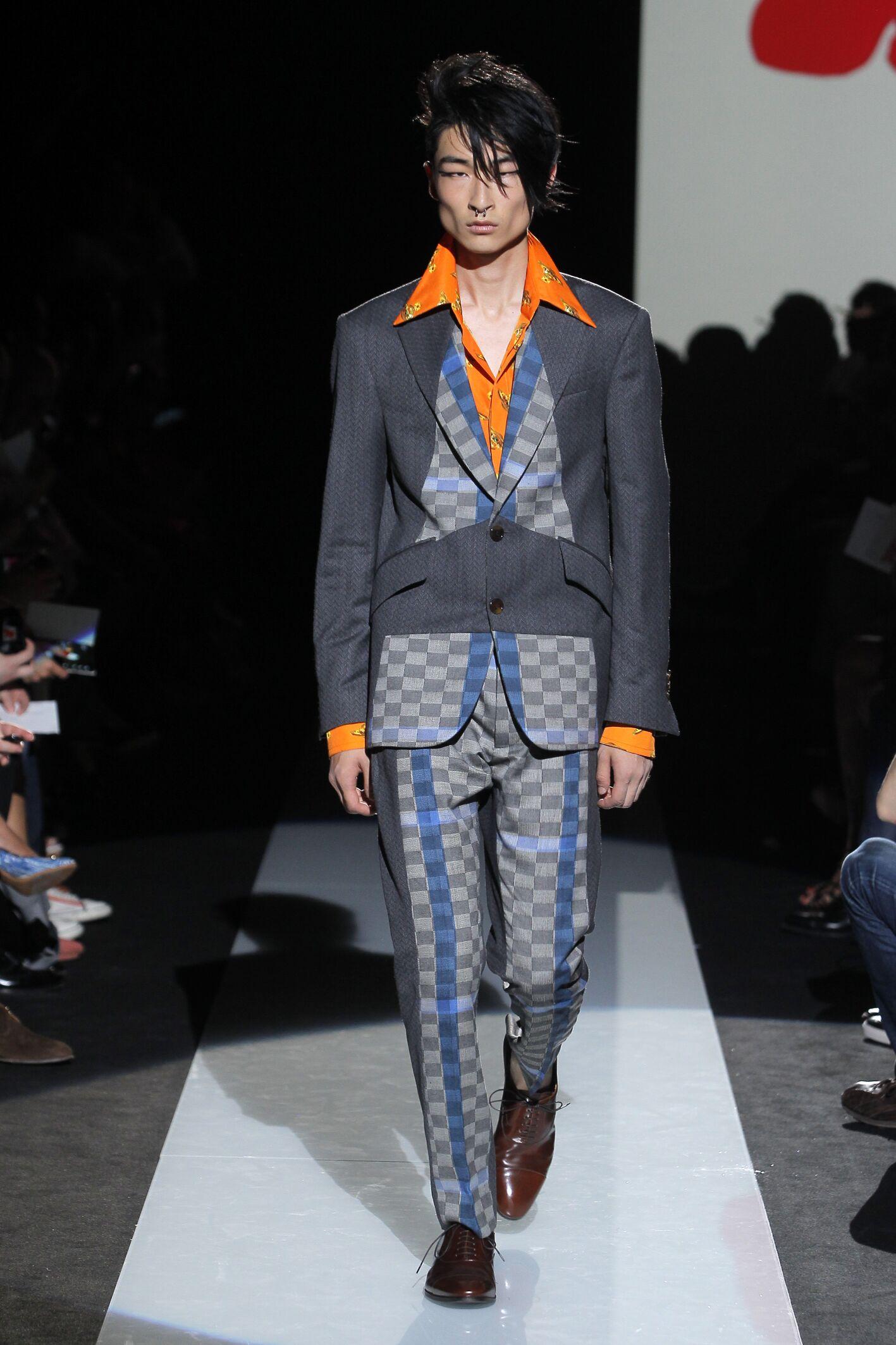 Summer 2015 Man Trends Vivienne Westwood