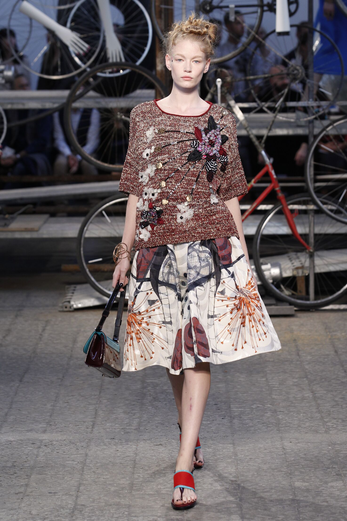 Summer 2015 Woman Fashion Show Antonio Marras