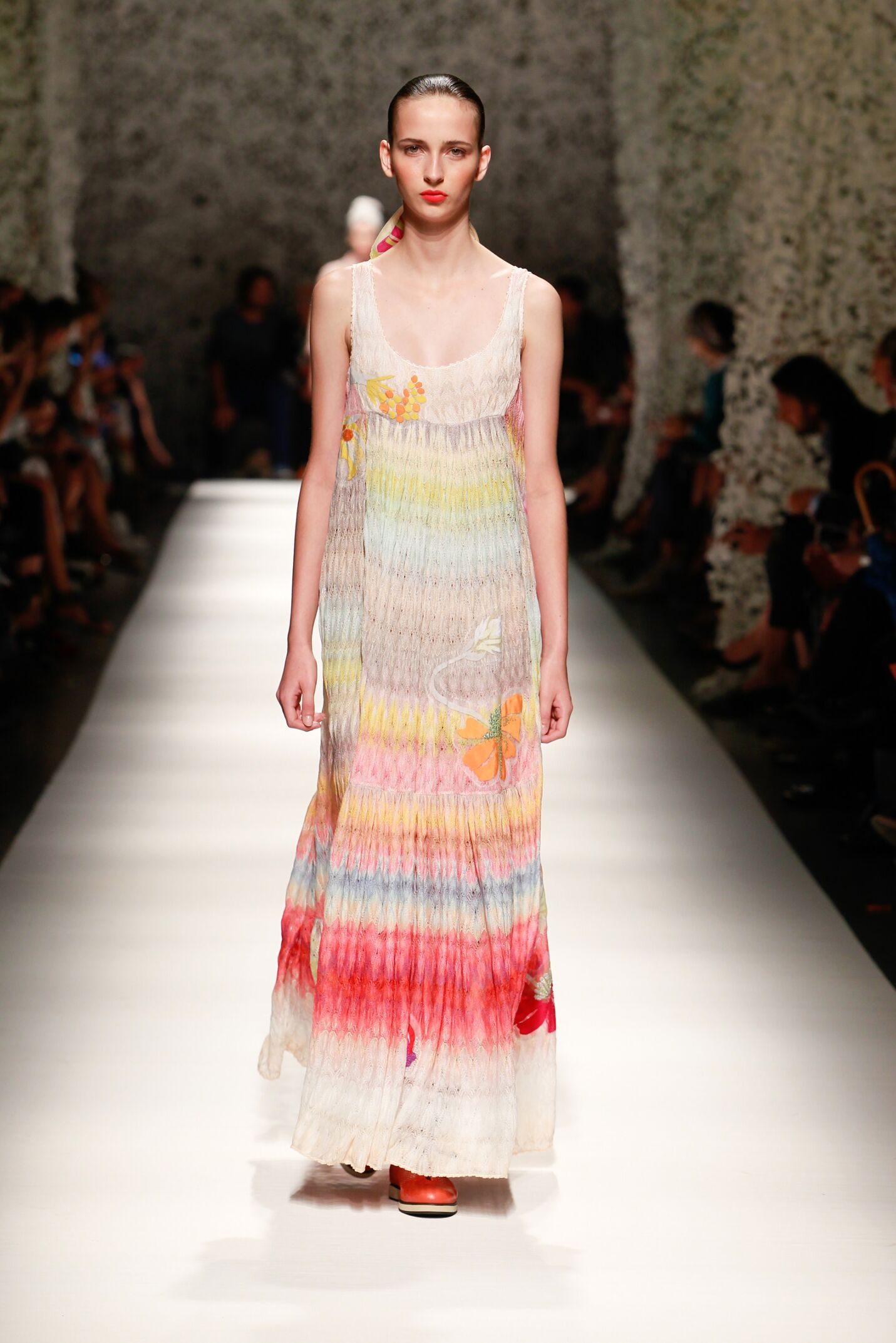 Summer 2015 Woman Fashion Show Missoni