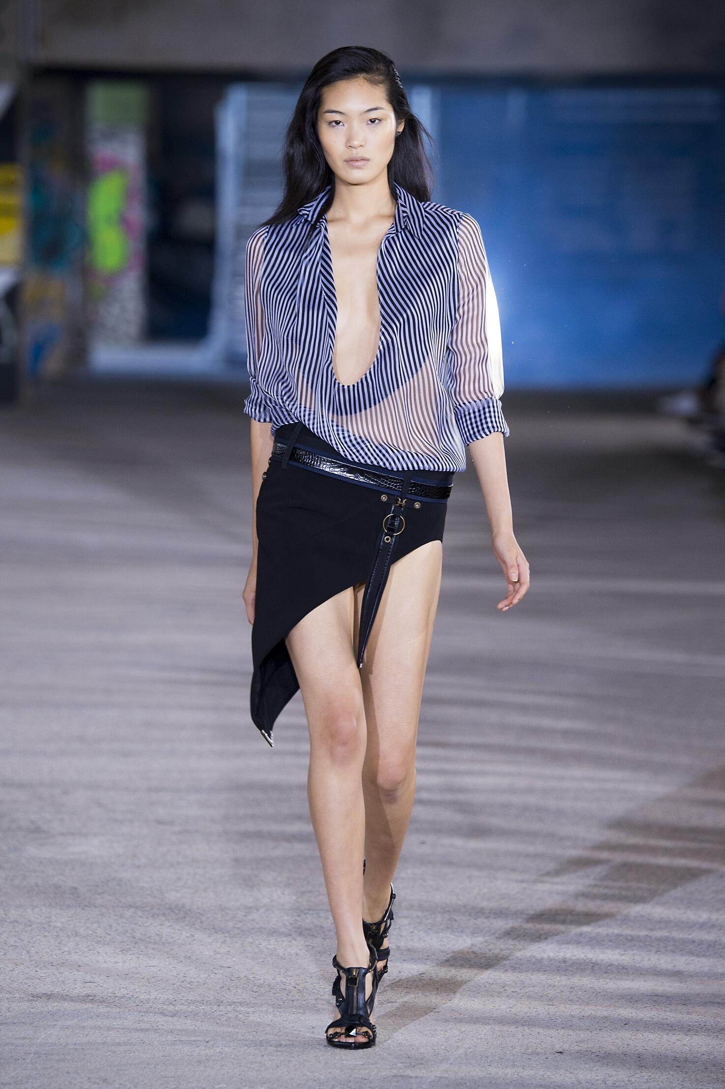 Summer 2015 Woman Trends Anthony Vaccarello