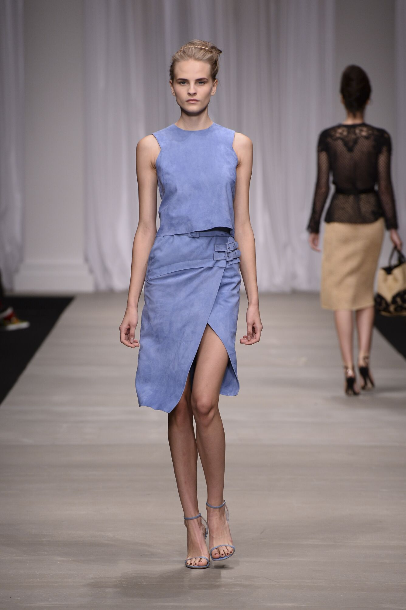 Summer 2015 Woman Trends Ermanno Scervino