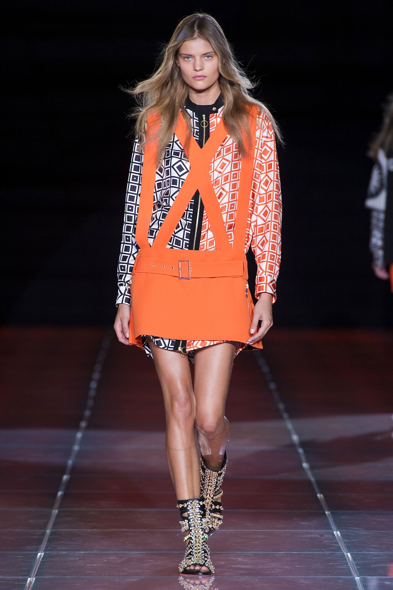 Summer 2015 Woman Trends Fausto Puglisi