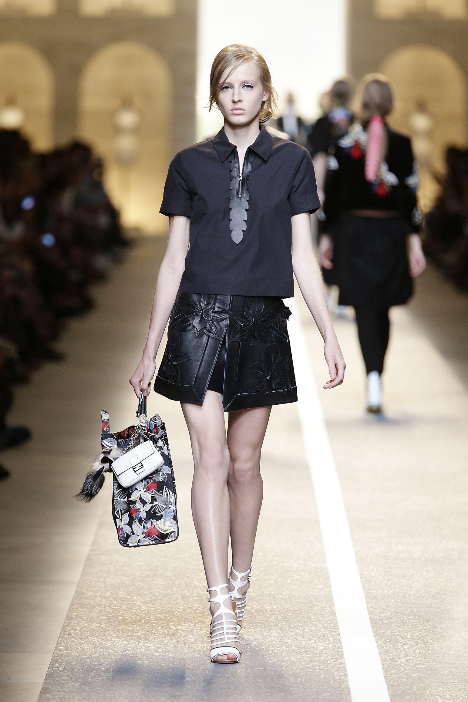Summer 2015 Woman Trends Fendi