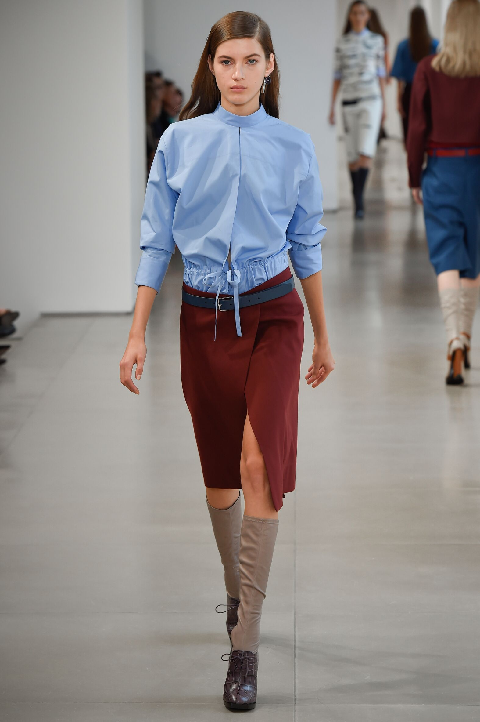 Summer 2015 Woman Trends Jil Sander