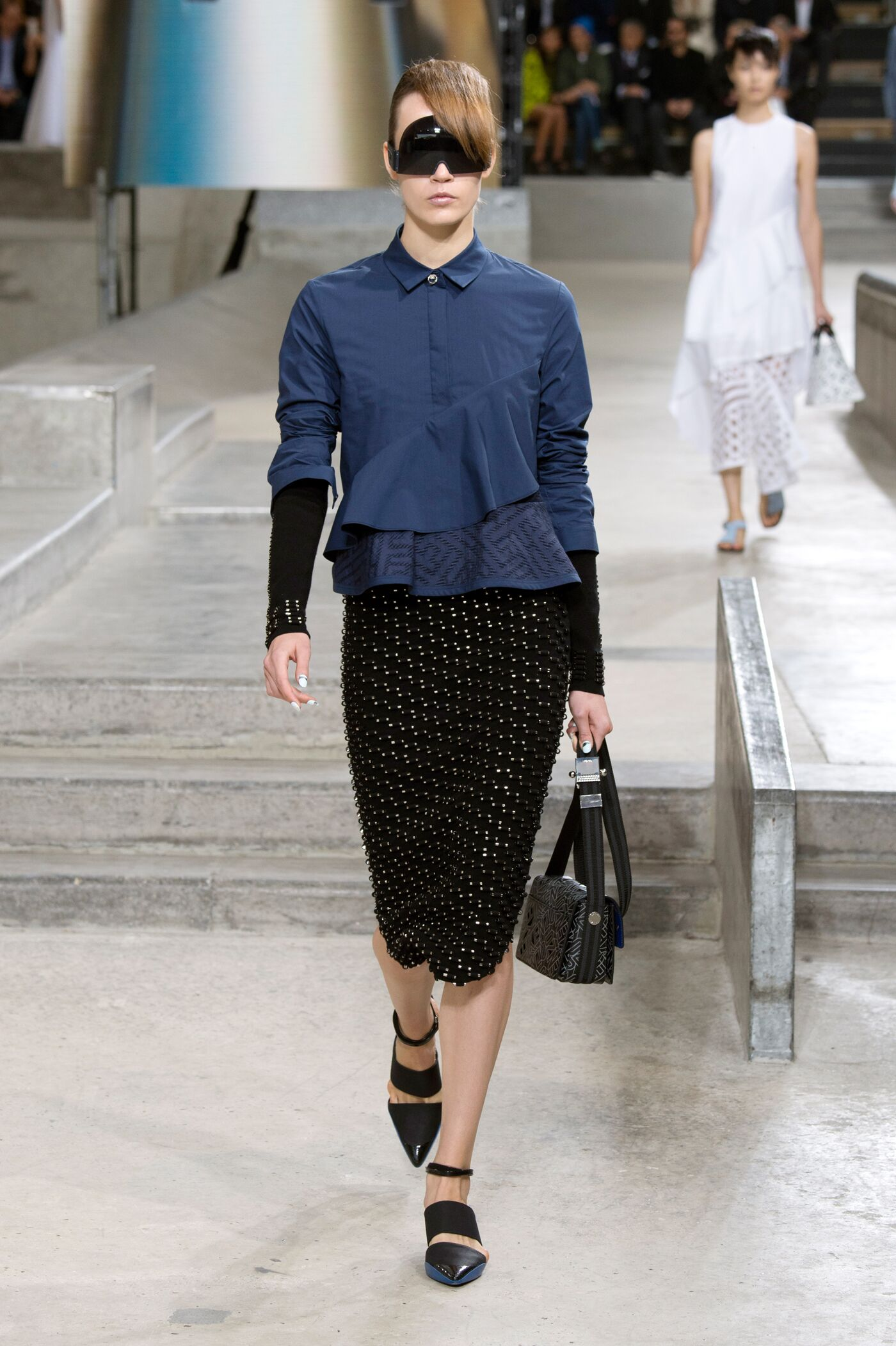 Summer 2015 Woman Trends Kenzo