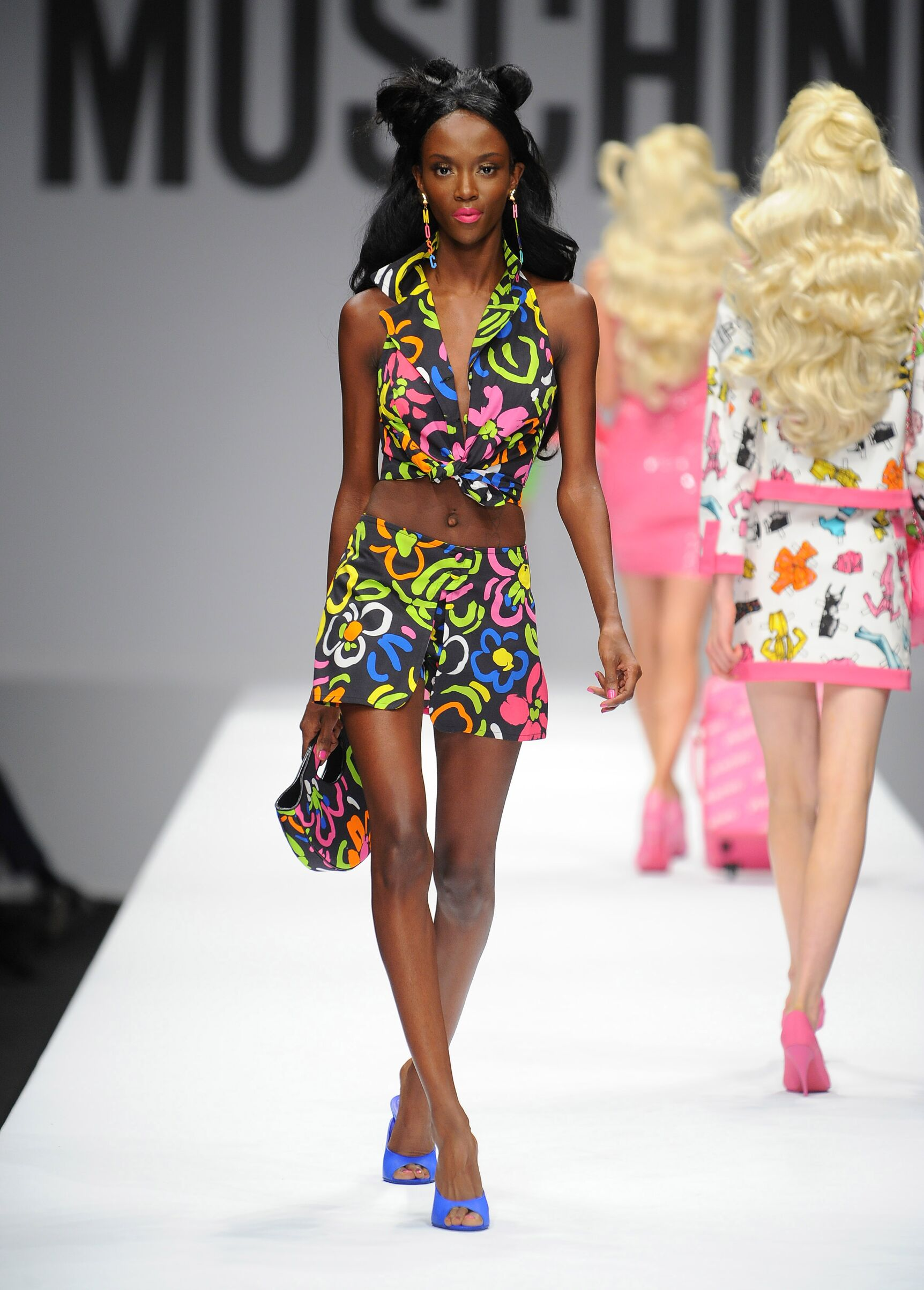 Summer 2015 Woman Trends Moschino